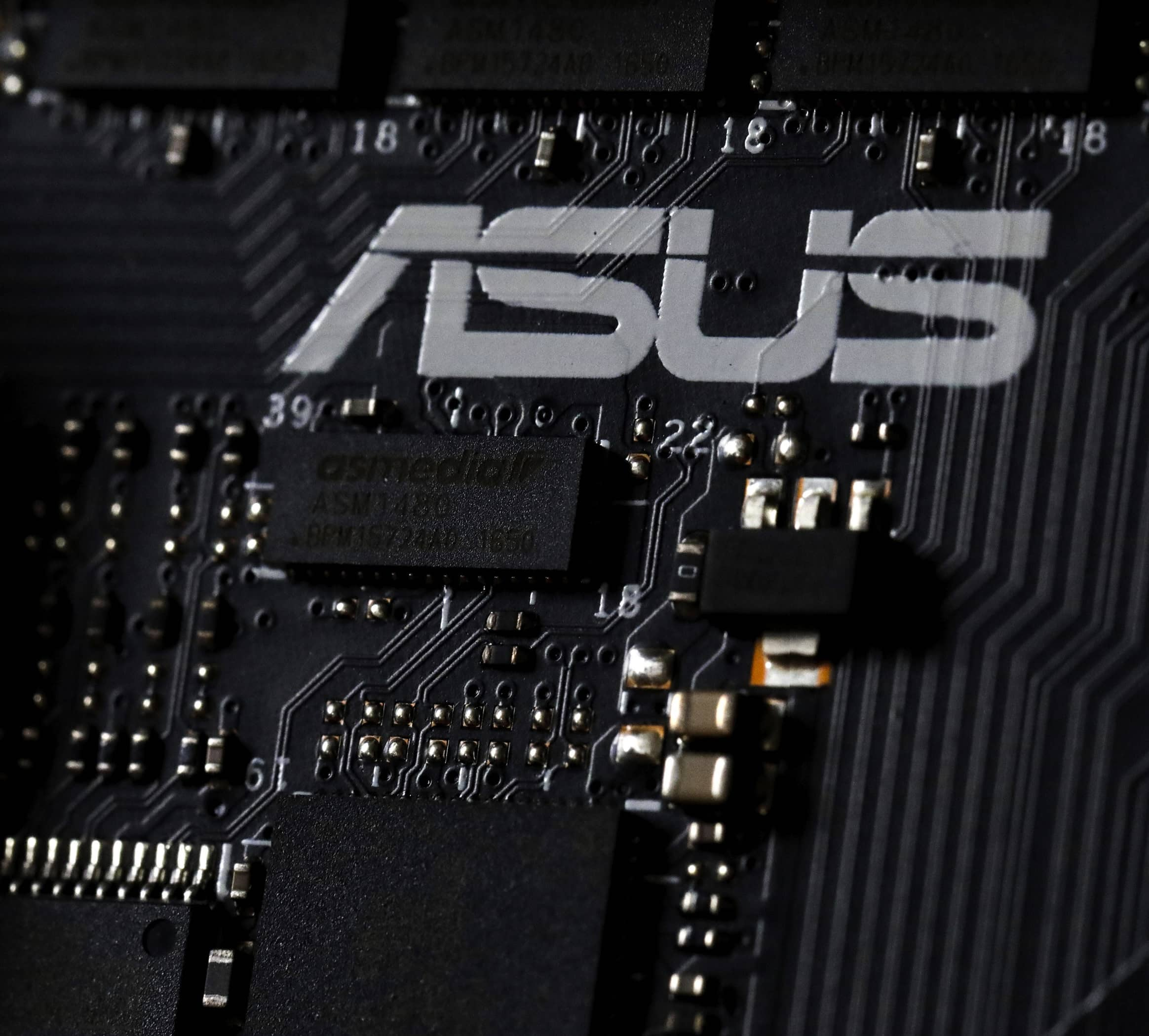 Asus Computers Infected By Auto-update Virus