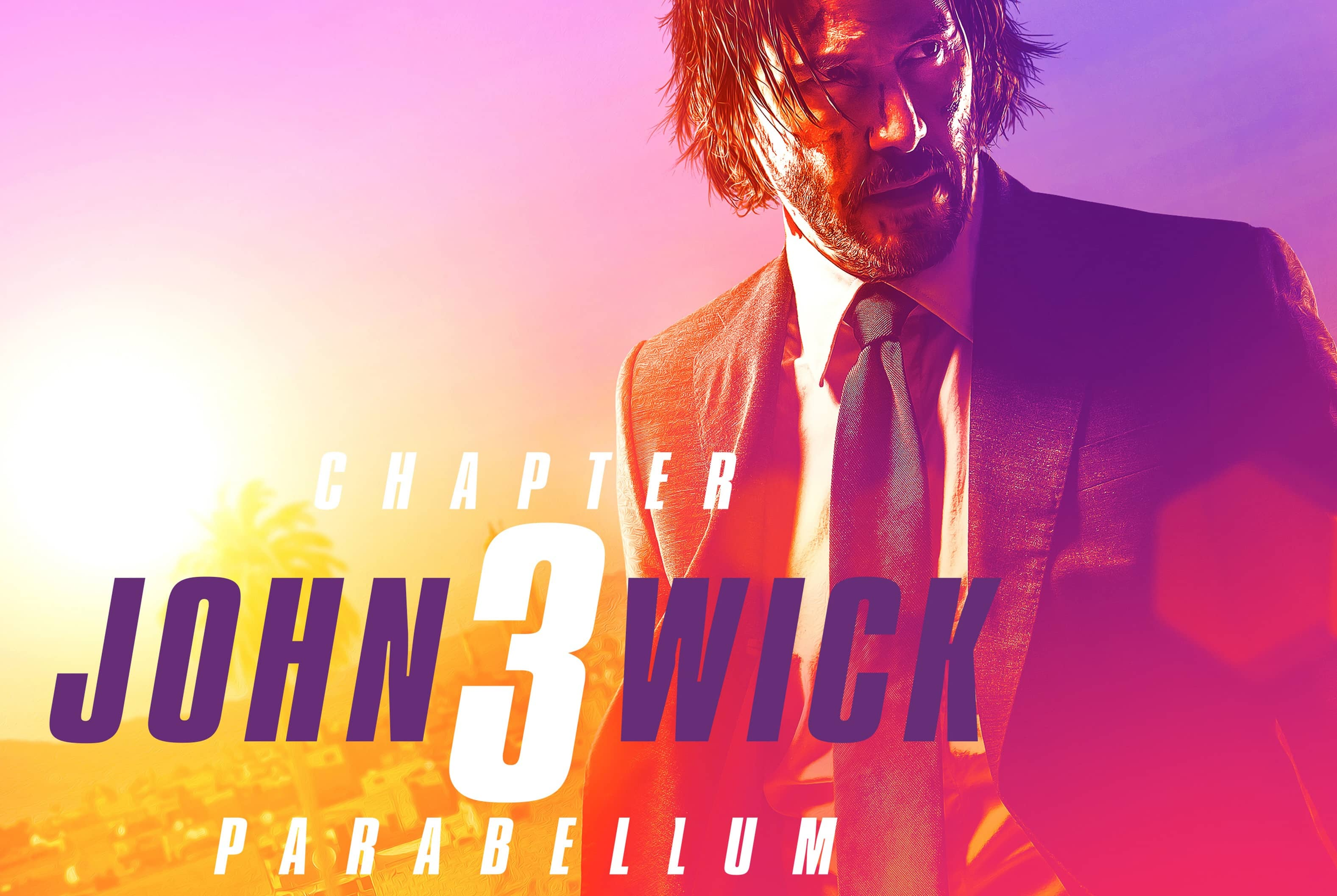 In 'Parabellum,' John Wick Is On The Run Again
