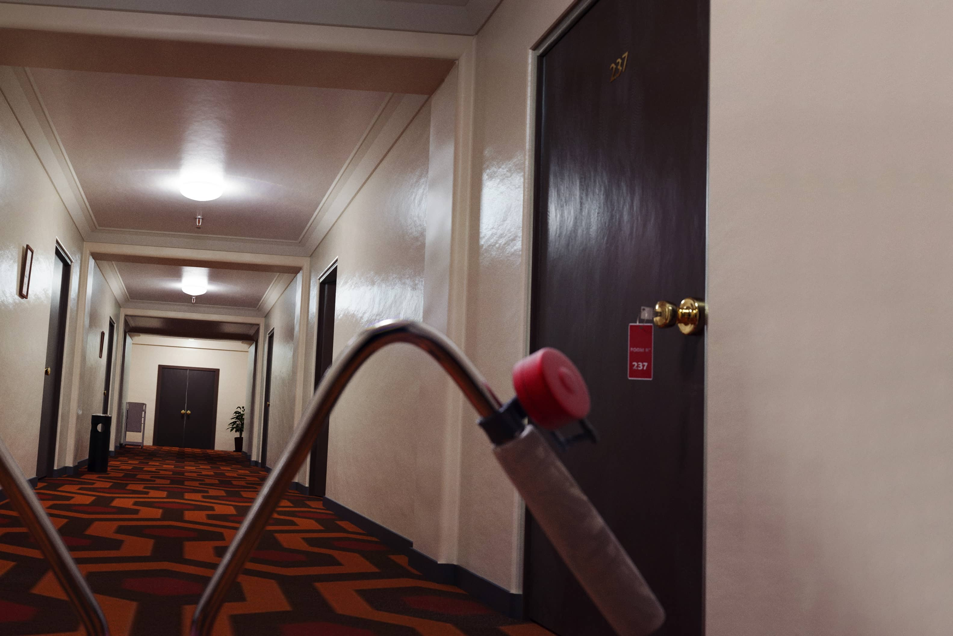 A Newly Restored 'The Shining' Debuts In Cannes