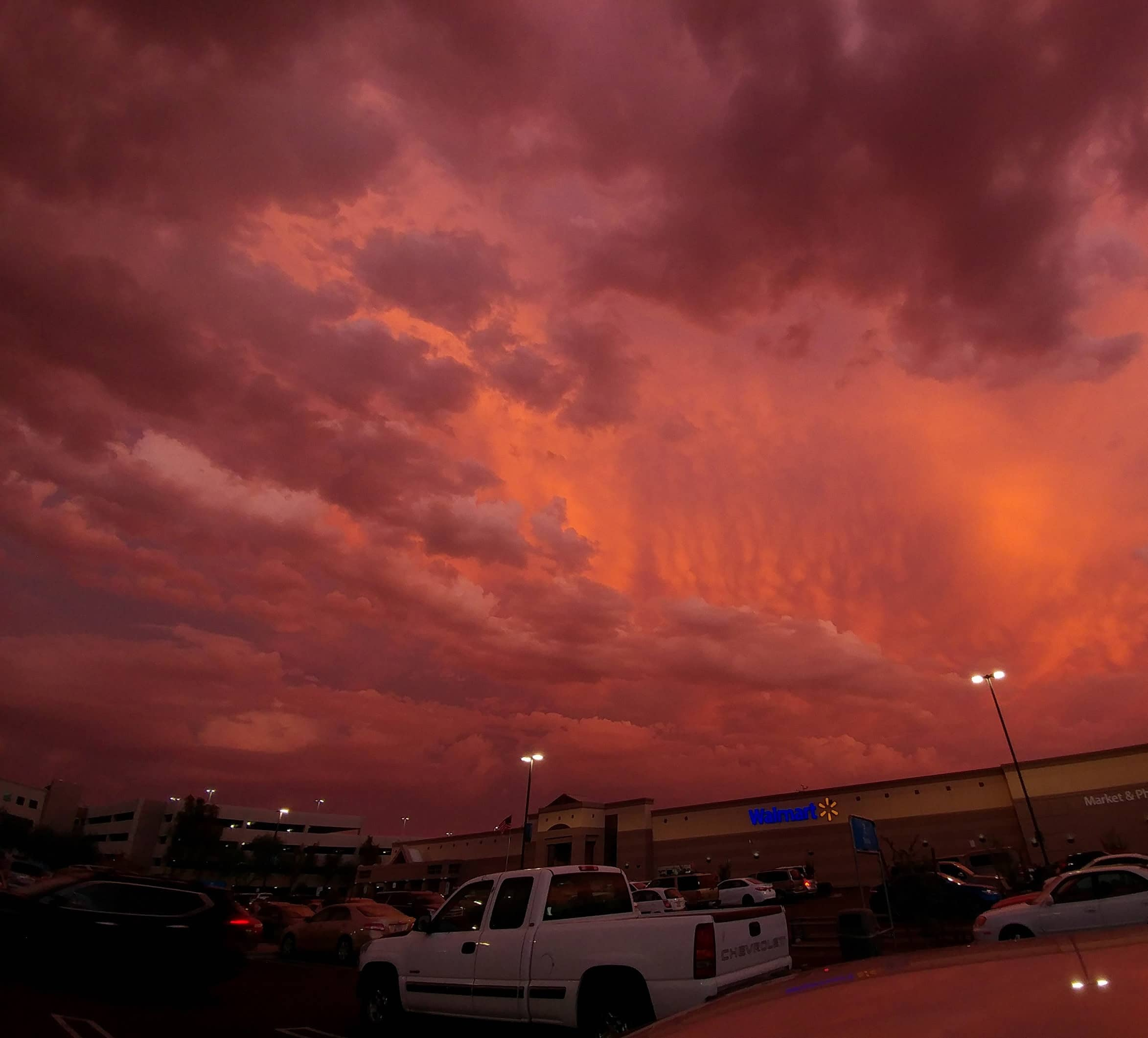 Technology Expected To Help Drivers In Arizona Dust Storms