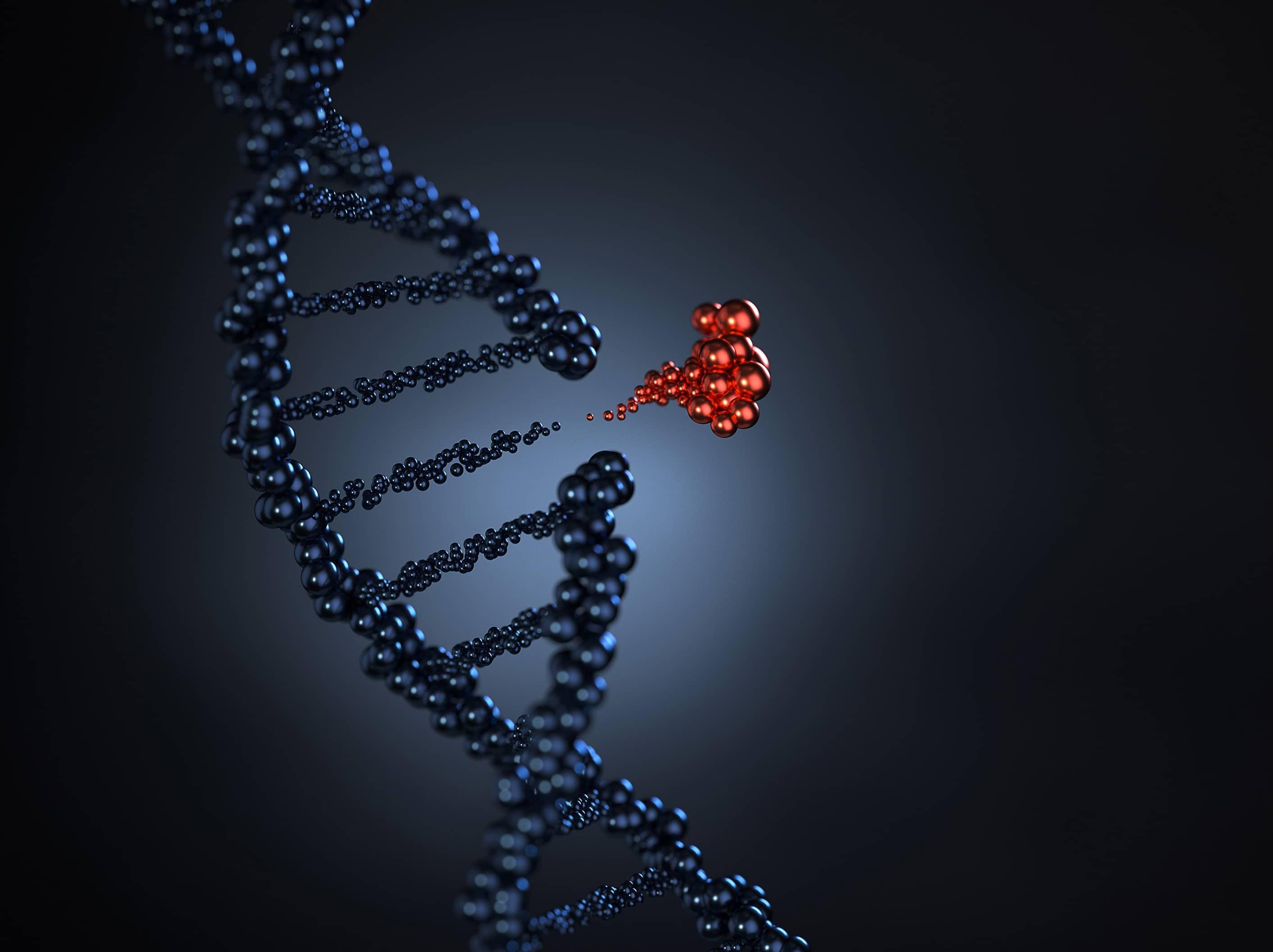 A Gene-Editing First: Scientists Tried Crispr To Fight HIV