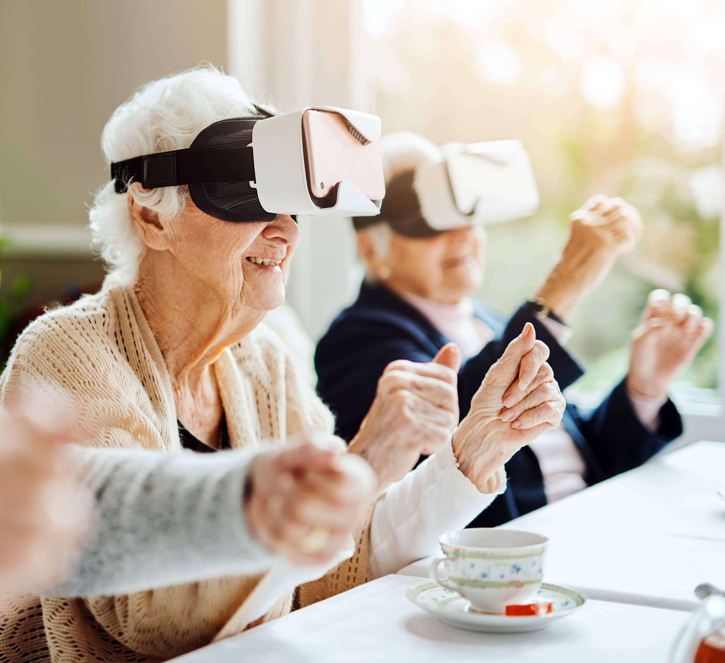 Seniors Can Use Virtual Reality For Travel, Health Issues