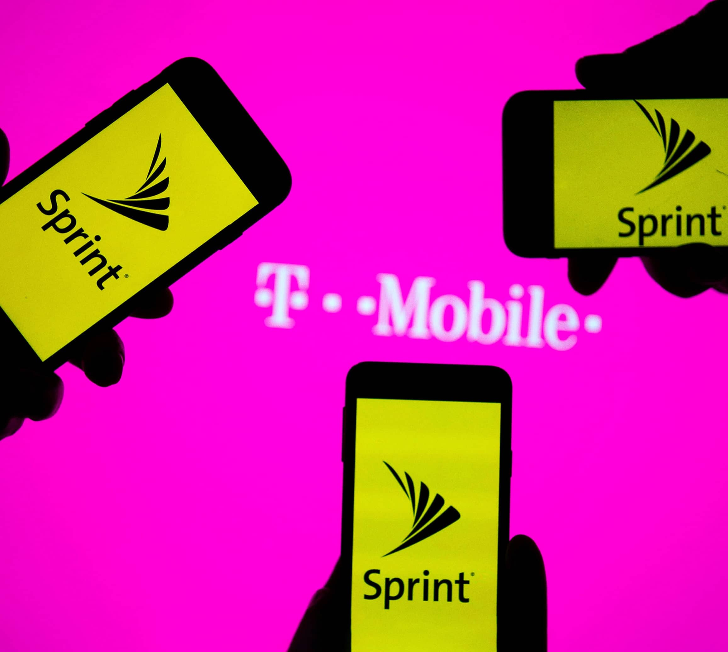 The FCC approves T-mobile-sprint deal in Party-line Vote