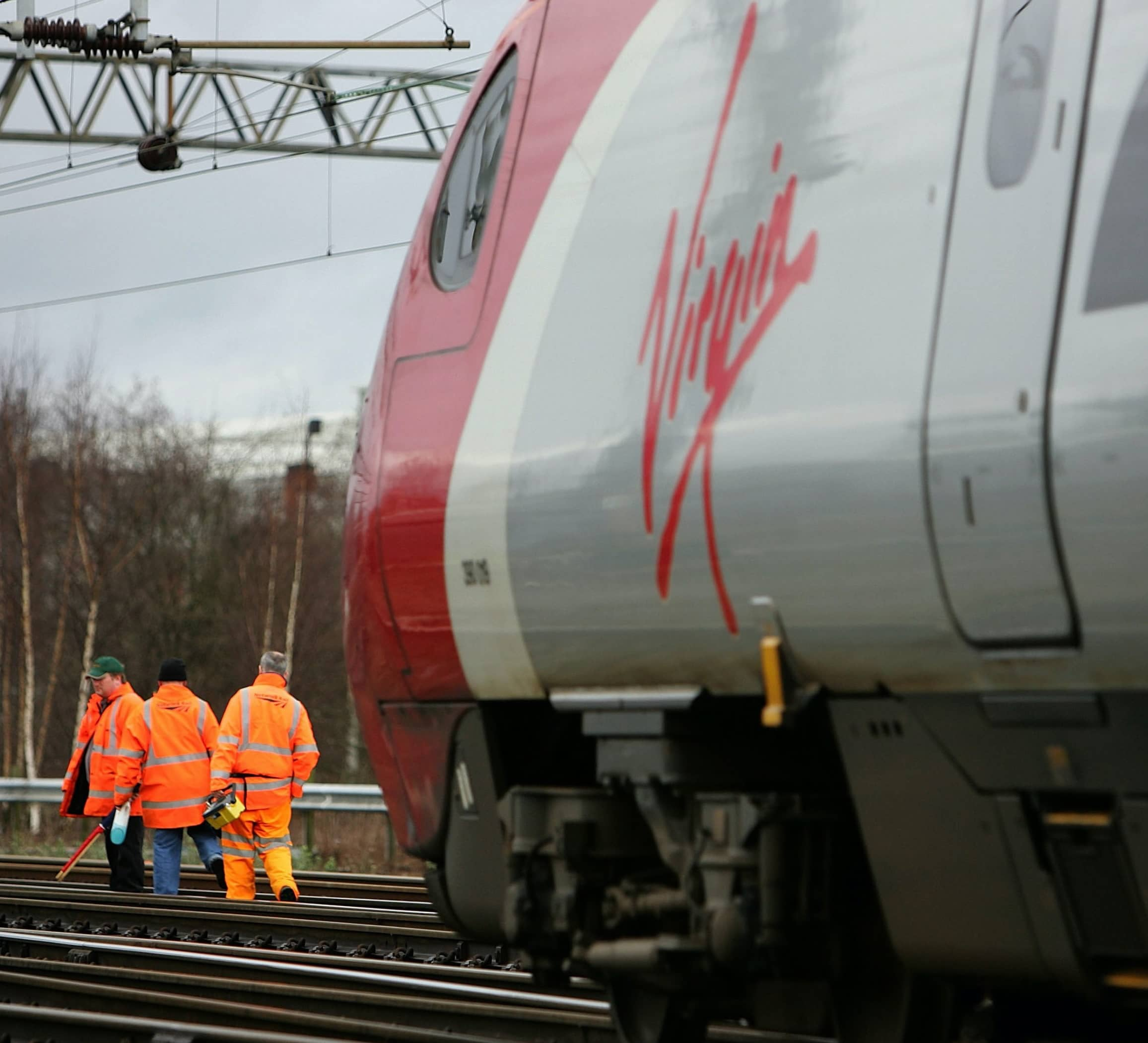 Virgin: Vegas-To-California Train Work Could Start In 2020