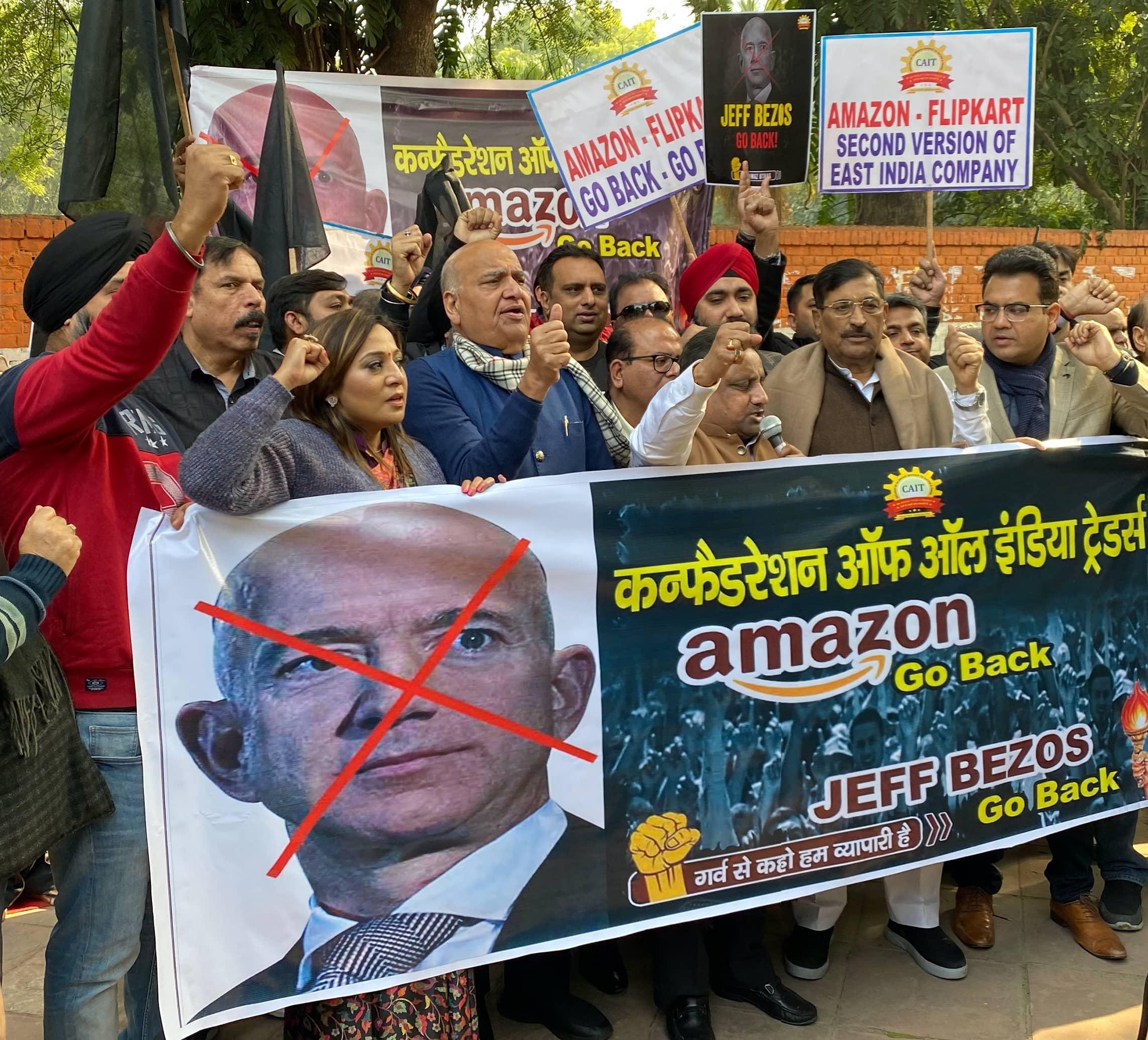Amazon to invest $1 Billion in India