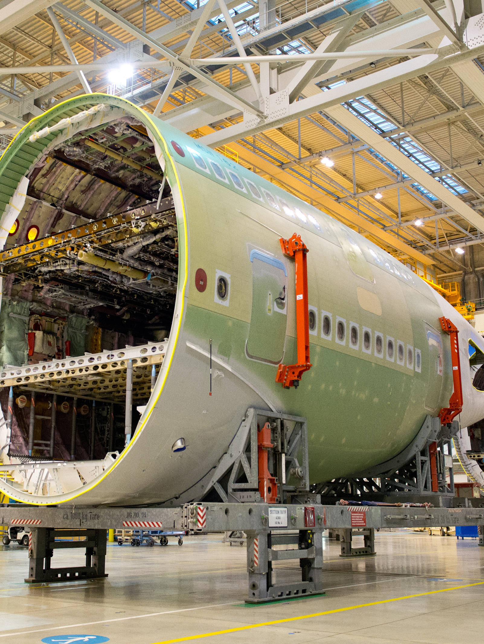 AIRBUS TO CUT OVER 2,300 JOBS AT DEFENSE AND SPACE DIVISION