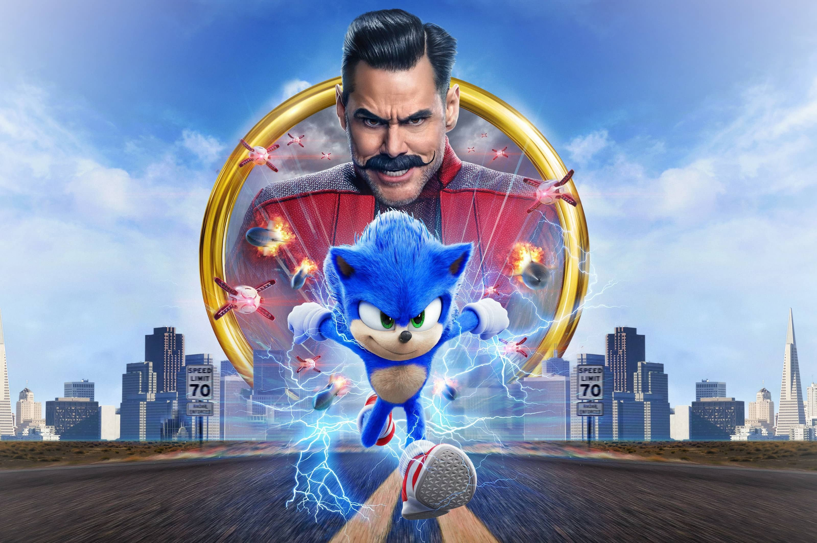 WHY WAIT? 'SONIC THE HEDGEHOG' WORTH RUSHING TO SEE