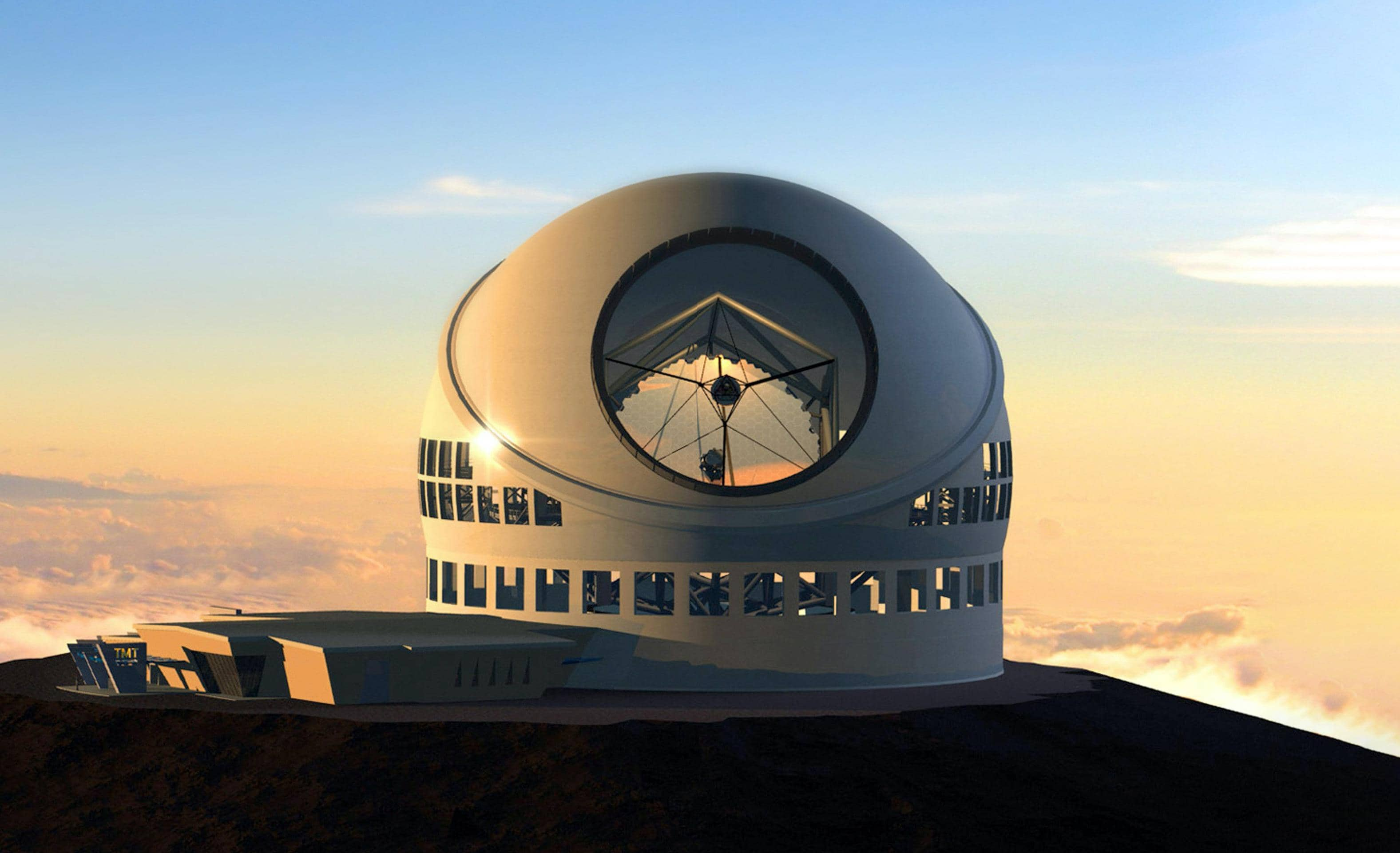 JAPAN SUSPENDS ANNUAL FUNDING FOR HAWAII TELESCOPE PROJECT