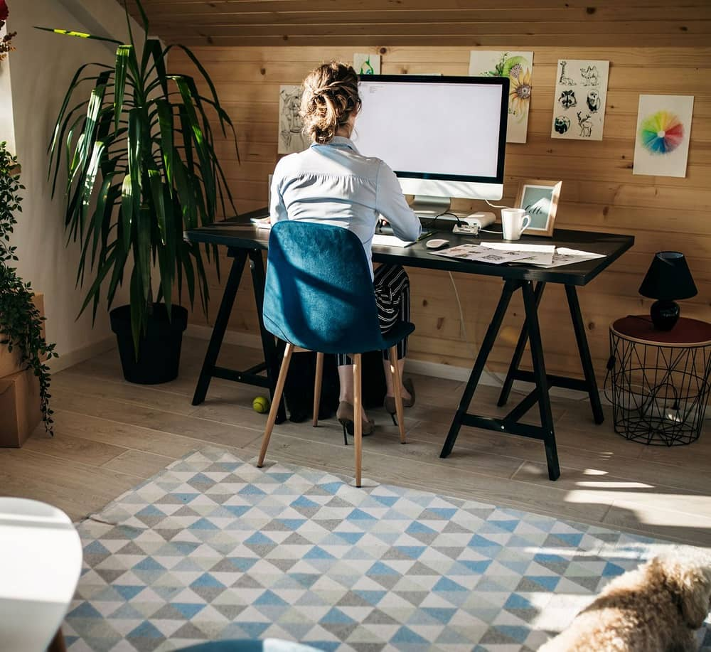 U.S. INTERNET WELL-EQUIPPED TO HANDLE WORK FROM HOME SURGE