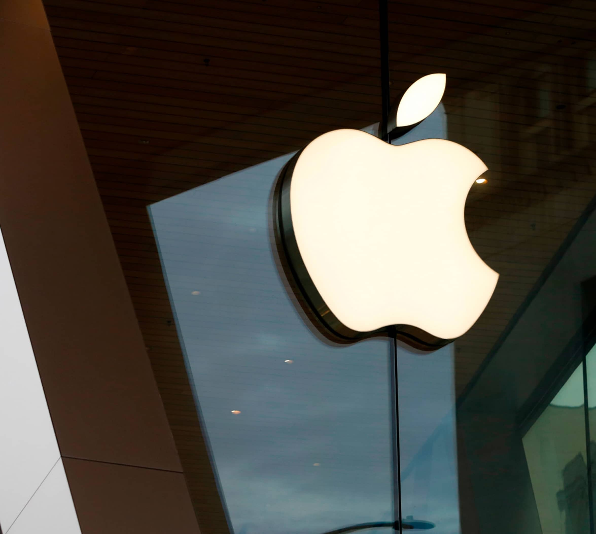 FRANCE FINES APPLE $1.2 BILLION FOR ANTI-COMPETITIVE ACTS