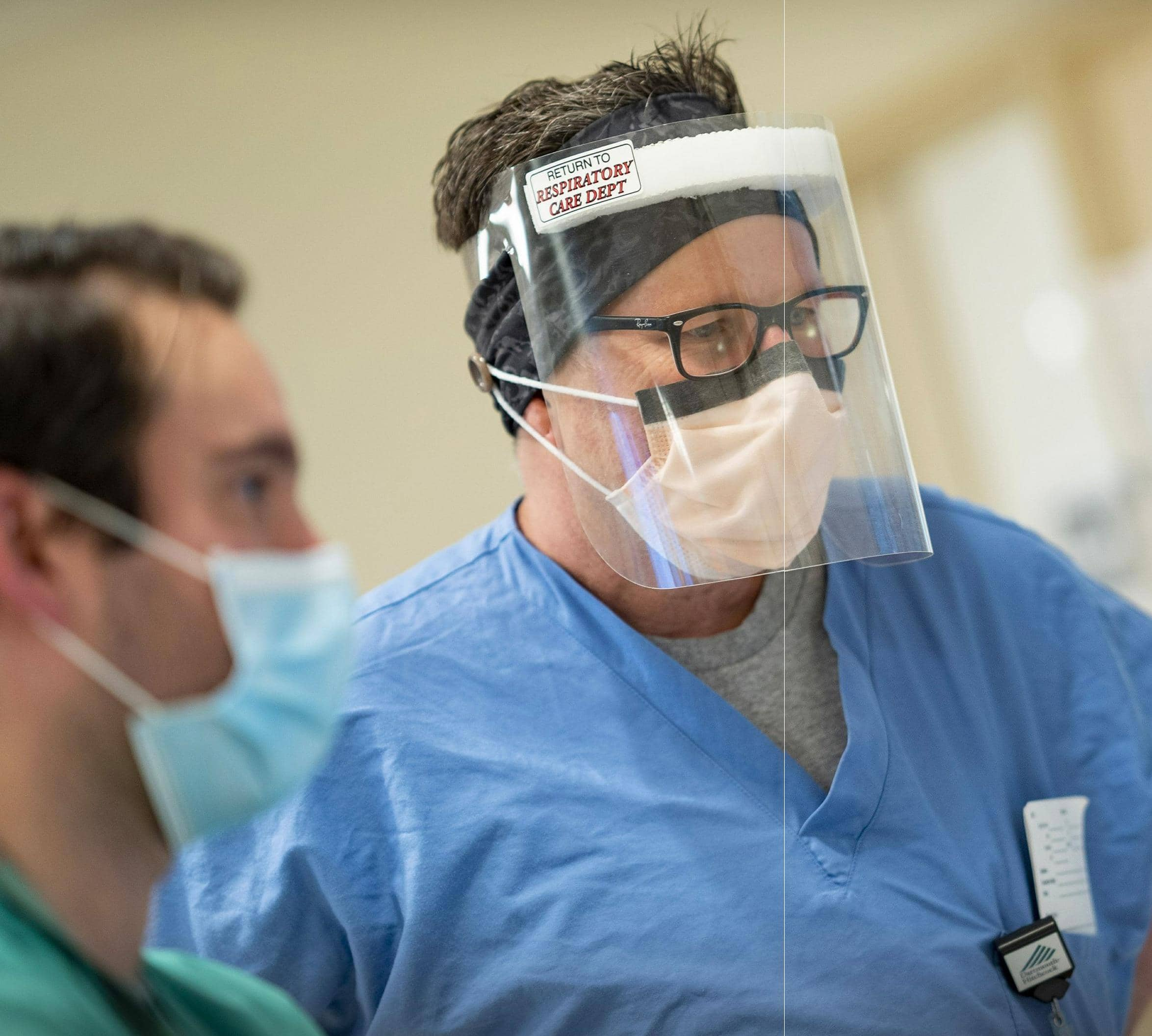 HOSPITALS TURN TO ONLINE MATCHMAKERS TO SWAP SUPPLIES