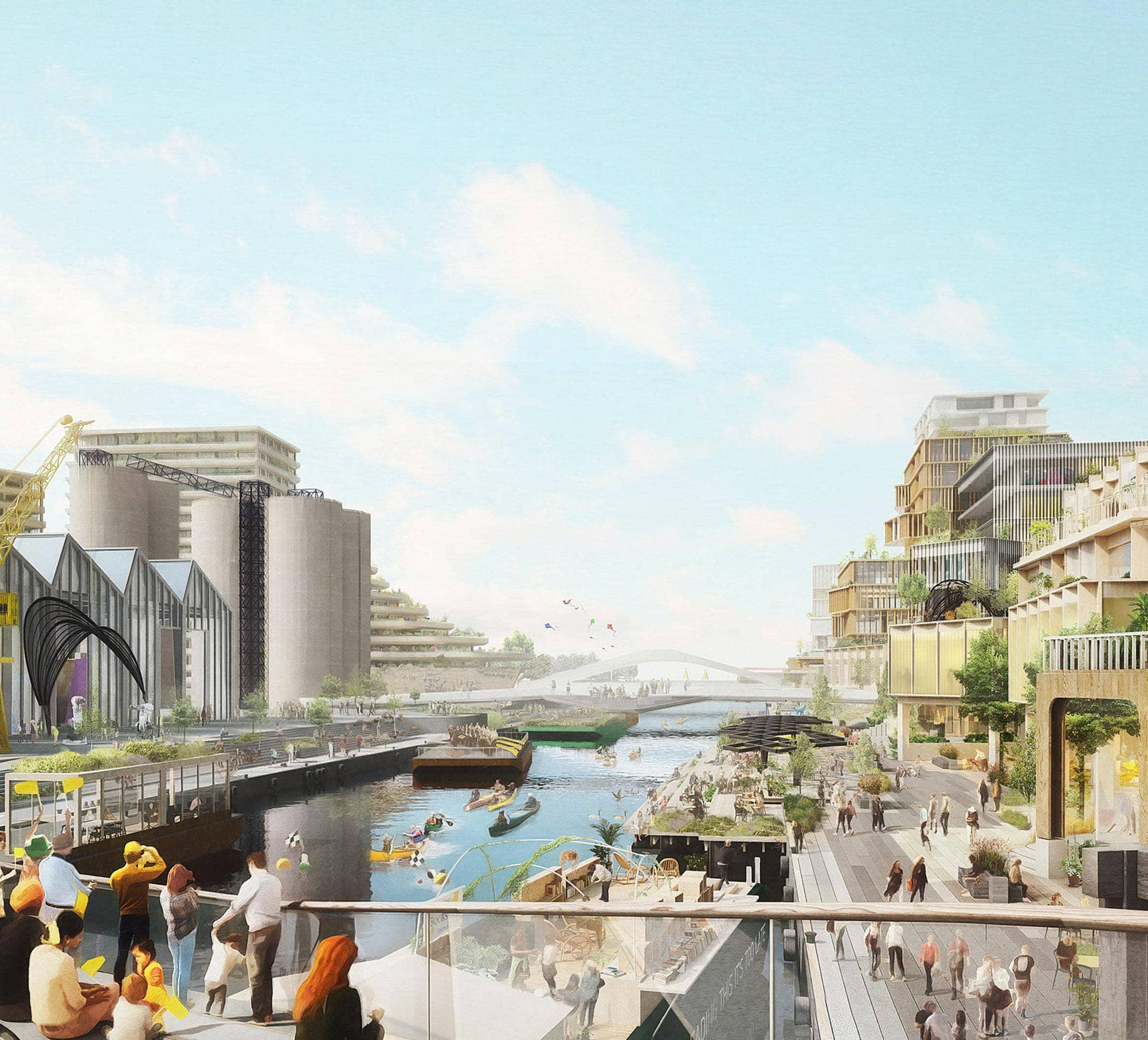 GOOGLE AFFILIATE SCRAPS PLAN FOR TORONTO SMART CITY PROJECT