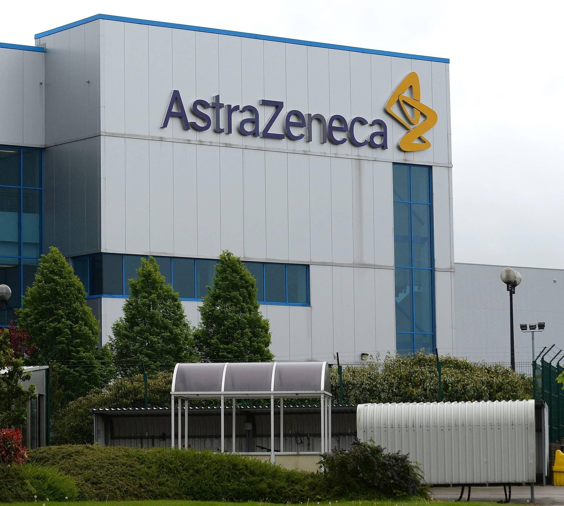 AstraZeneca Secures Orders For Virus Vaccine Under Testing