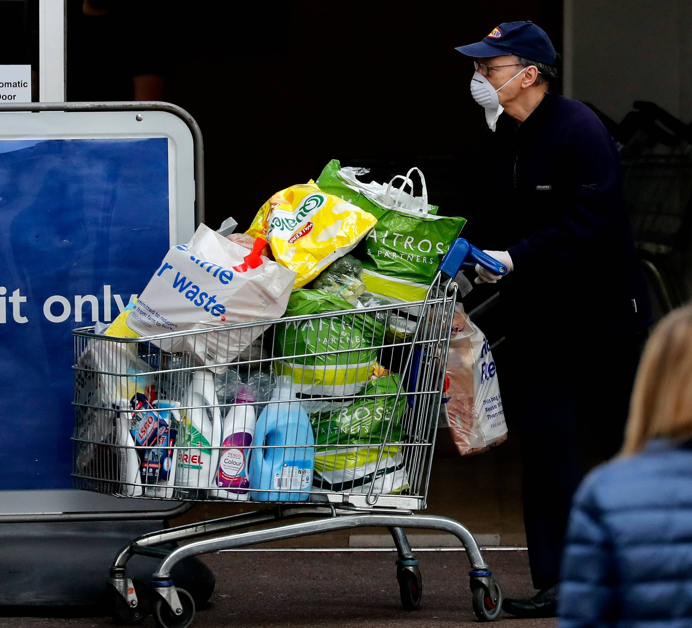 WORRY, HASTE, RETAIL THERAPY: WHAT HAVE WE BOUGHT AND WHY?