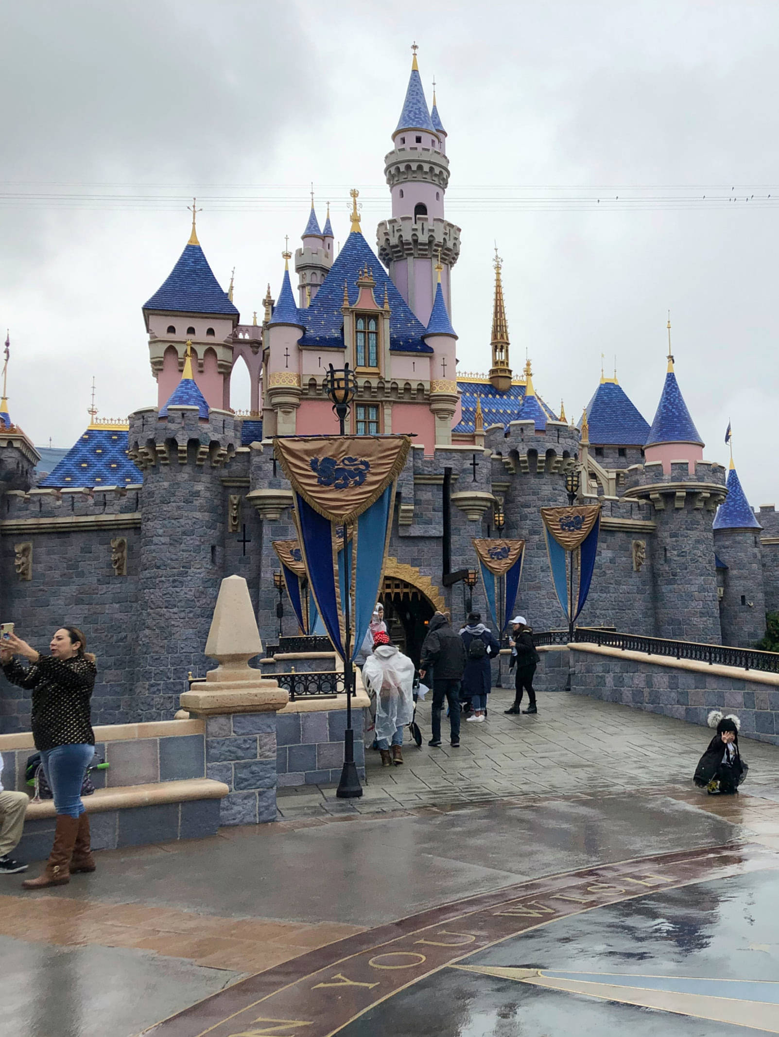 Disney Plans To Reopen California Theme Parks in July