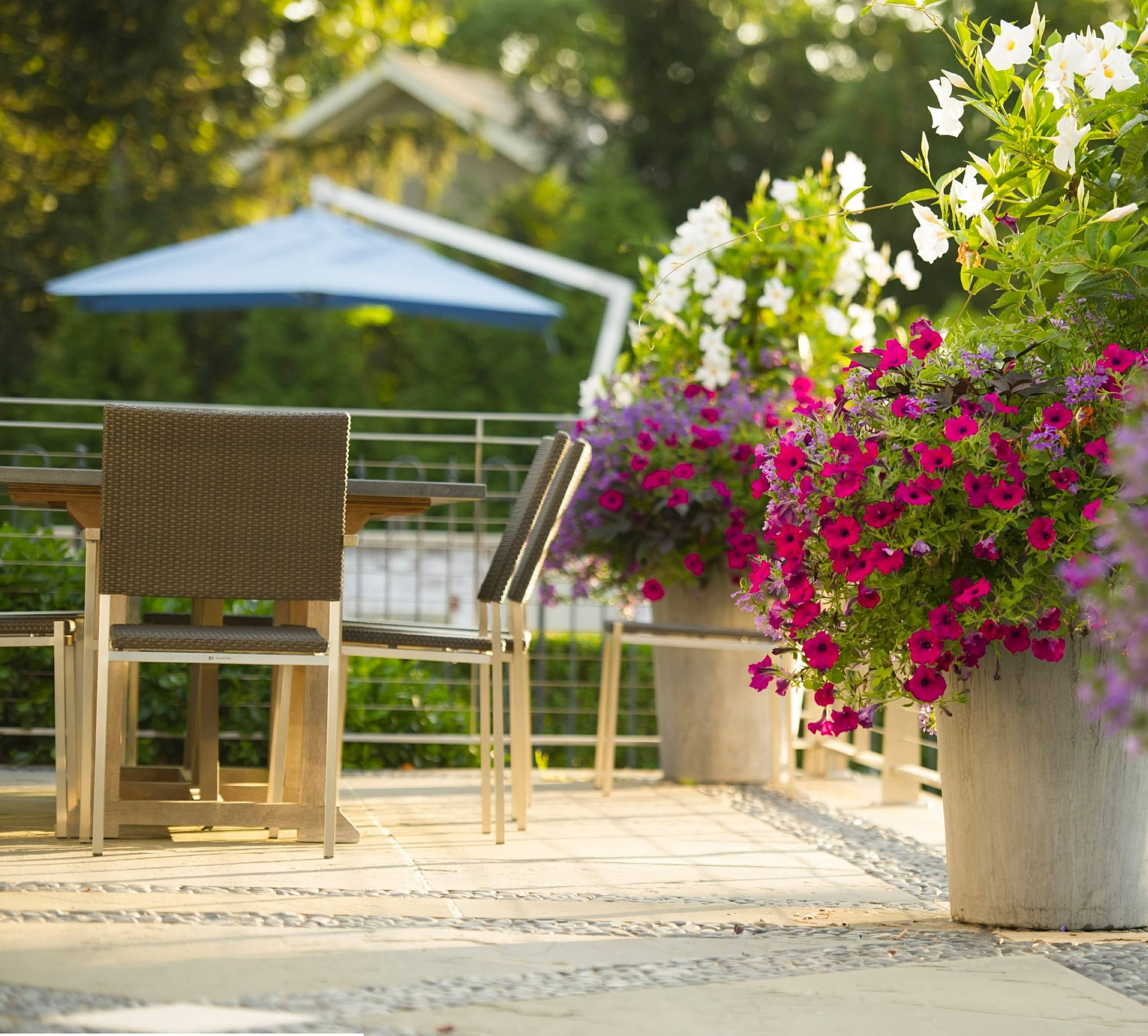 MAKING THE MOST OF YOUR OUTDOOR SPACE, NO MATTER HOW SMALL