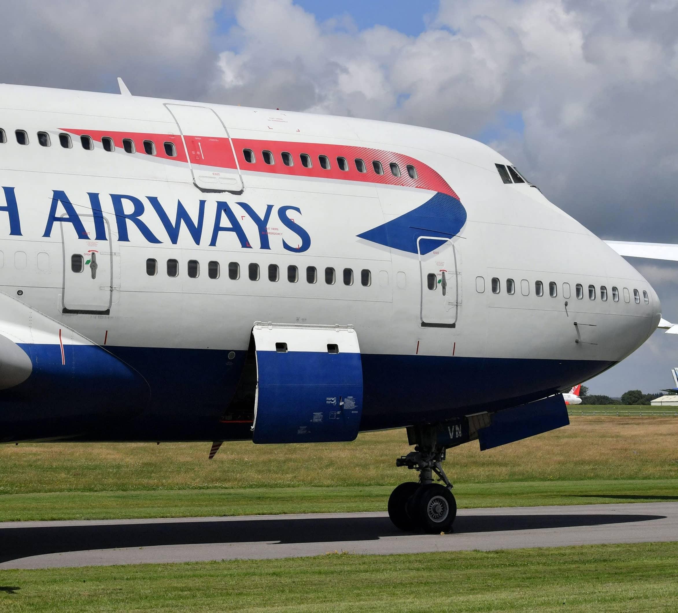 JUMBOS RETIRED: BRITISH AIRWAYS BIDS FAREWELL TO BOEING 747S