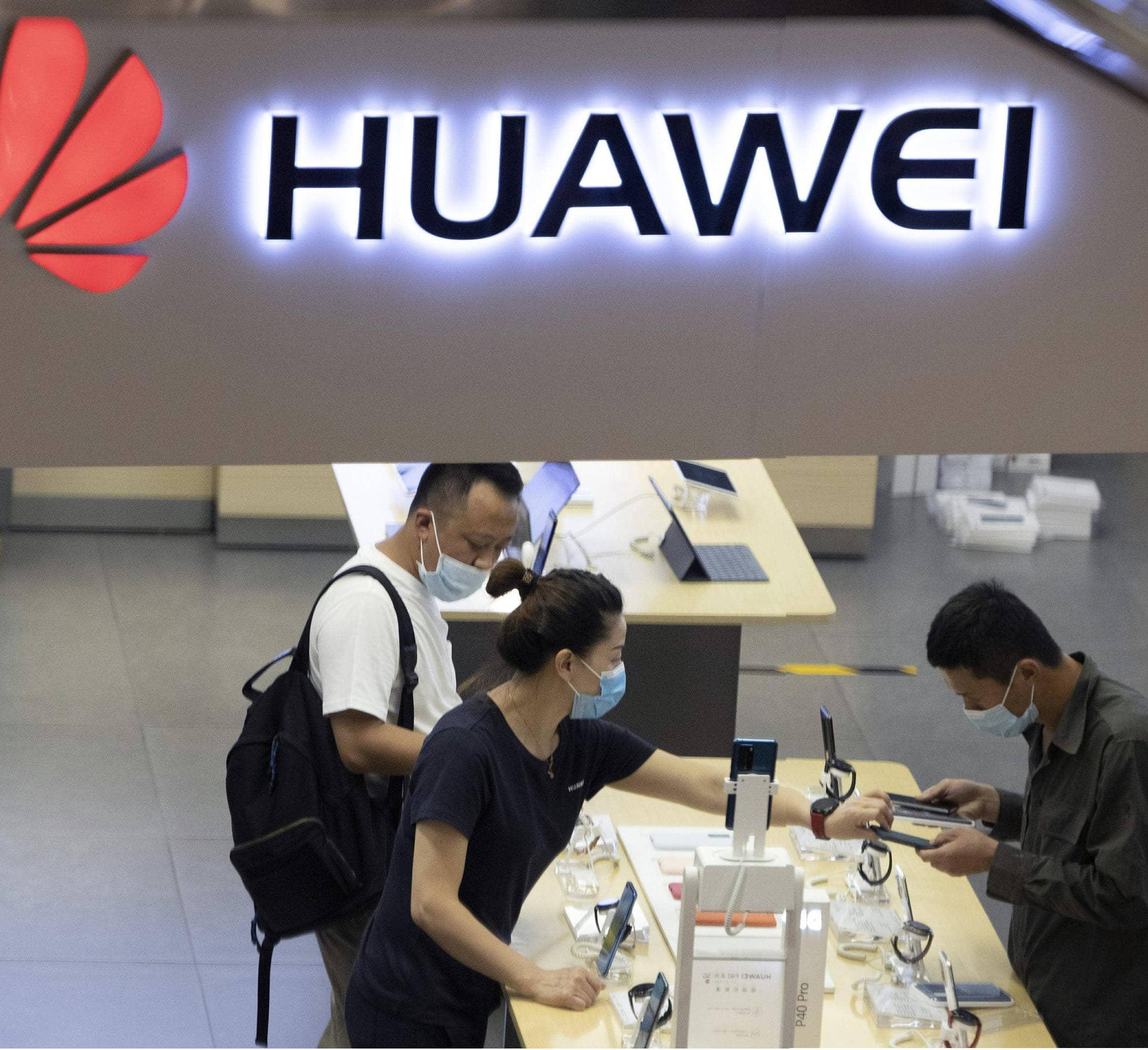 HUAWEI OVERTAKES SAMSUNG AS TOP SMARTPHONE SELLER: REPORT