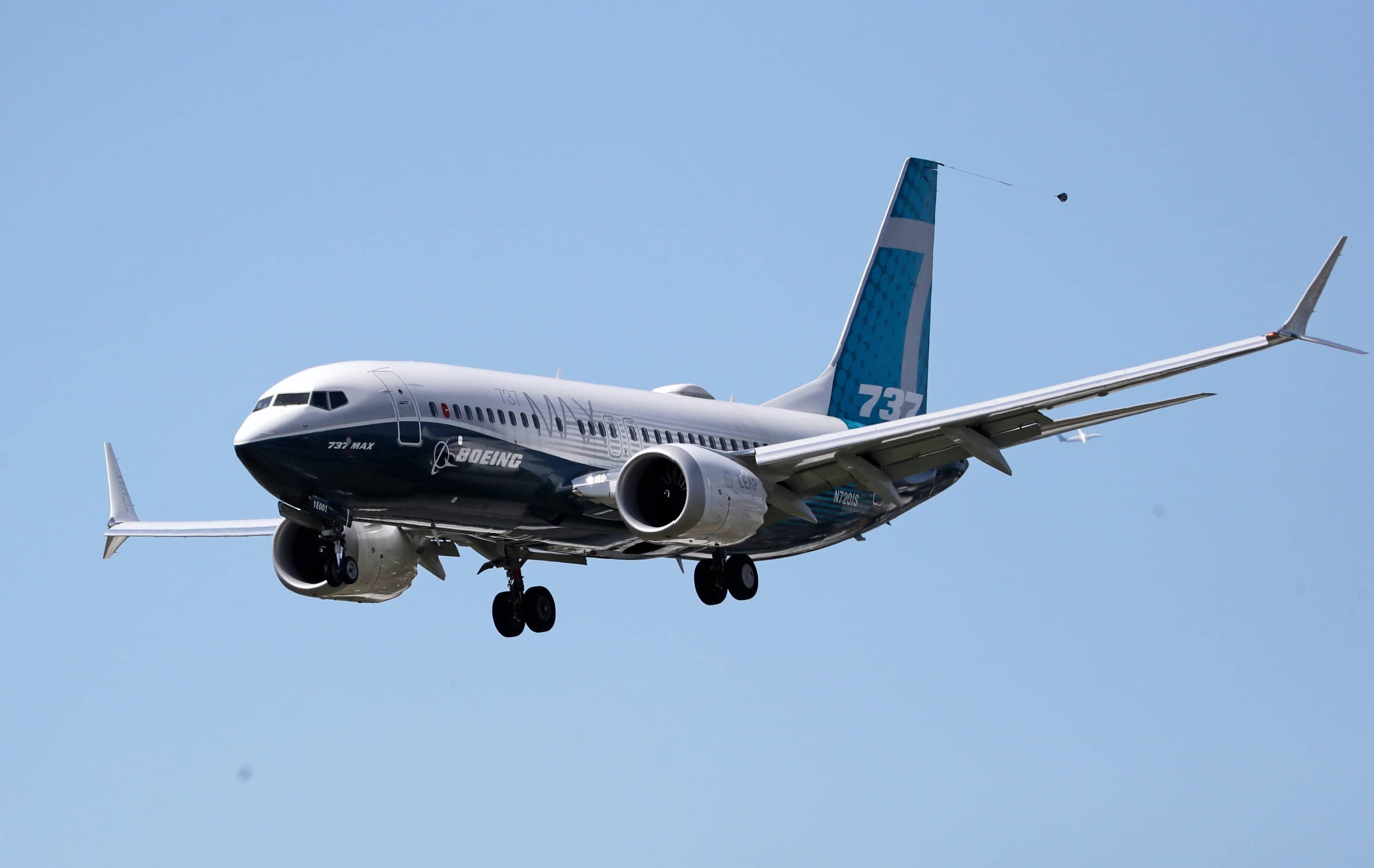EUROPEAN FLIGHT SAFETY AGENCY TO START 737 MAX TEST FLIGHTS