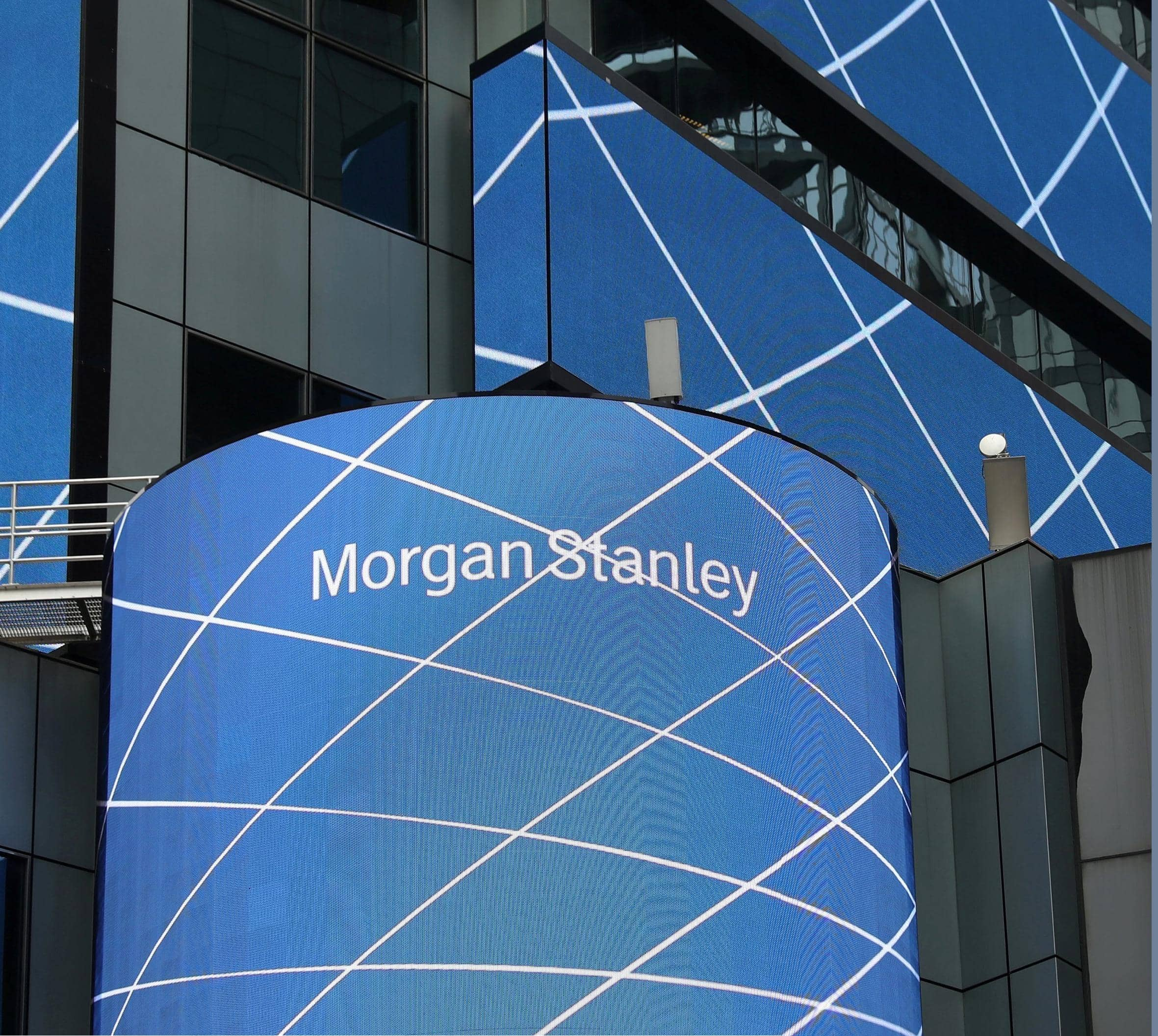 MORGAN STANLEY BUYING EATON VANCE IN DEAL VALUED AT $7B