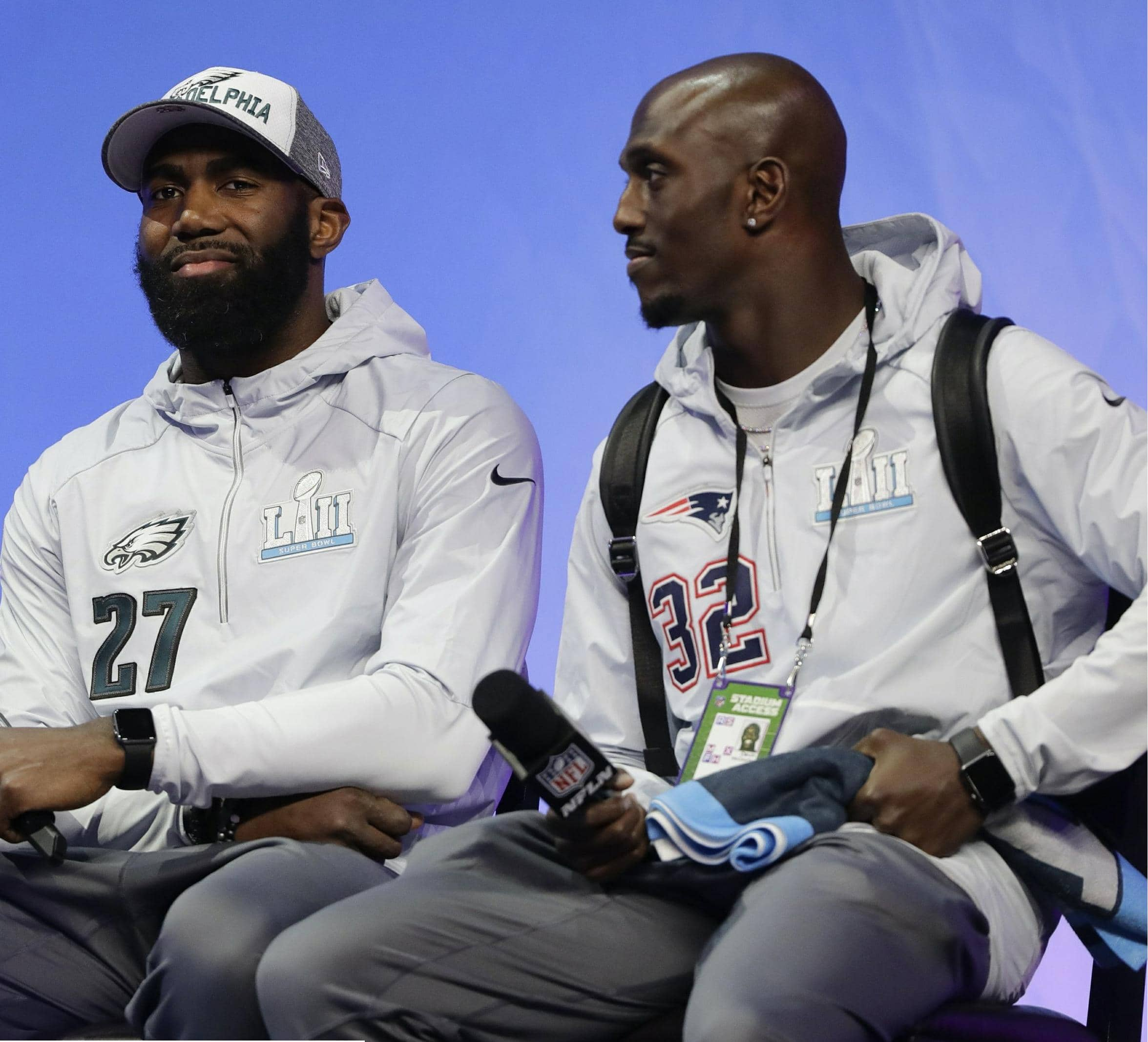 MALCOLM JENKINS STARTS VENTURE CAPITAL FUND WITH NFL PLAYERS