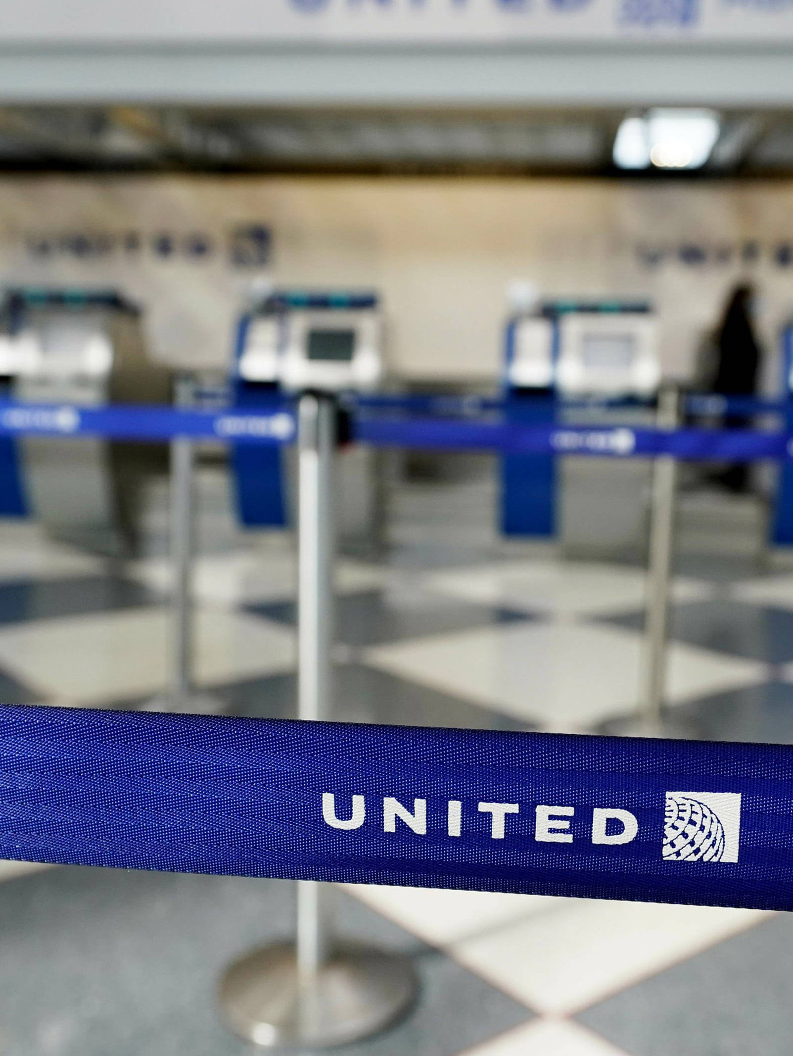 UNITED LOSES $1.8 BILLION, AIMS TO SHIFT FOCUS TO RECOVERY