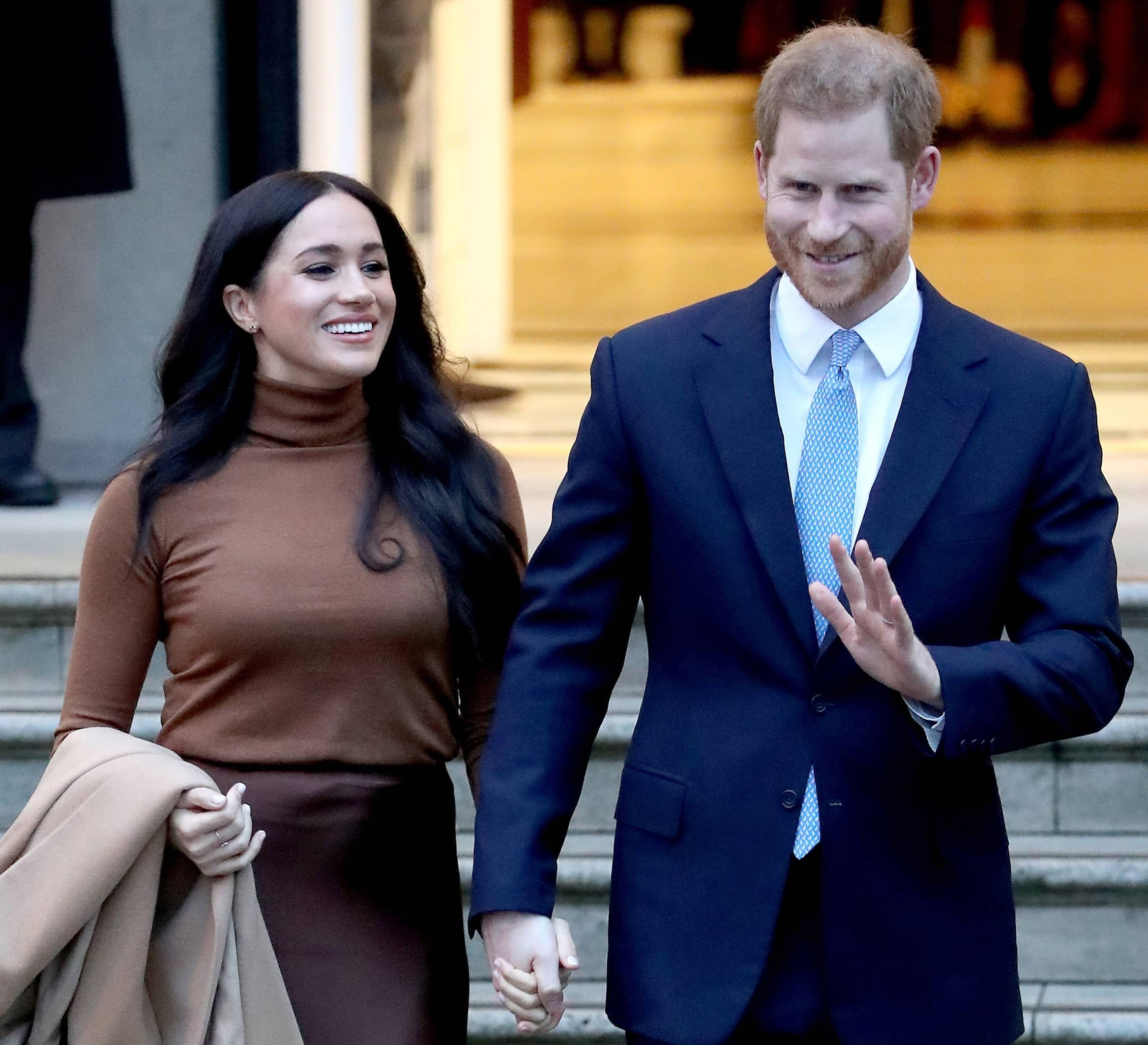 DUKE AND DUCHESS OF SUSSEX CONVENE SESSION ON DIGITAL WORLD