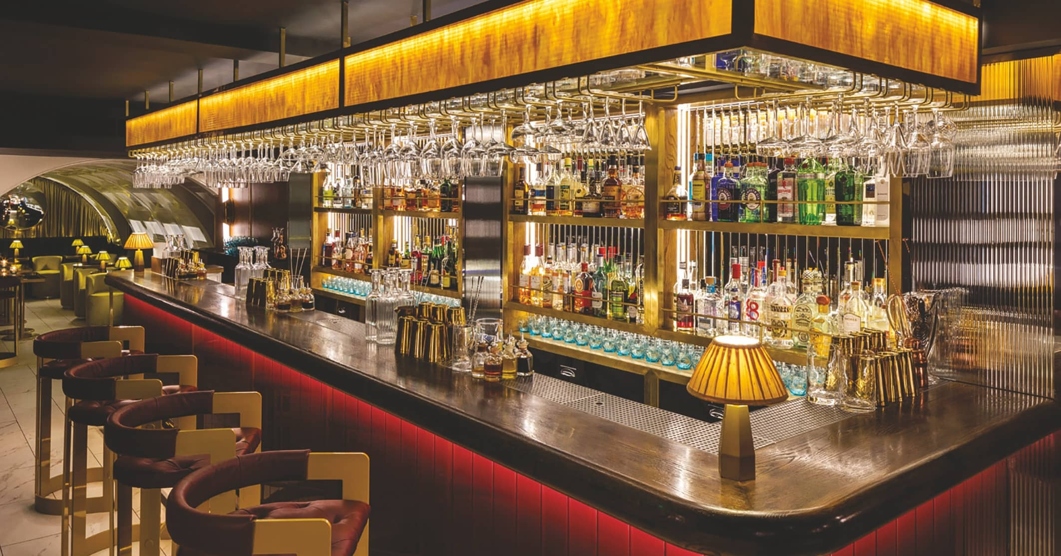 The Best Cocktails Bars To Get Your Spirits High!