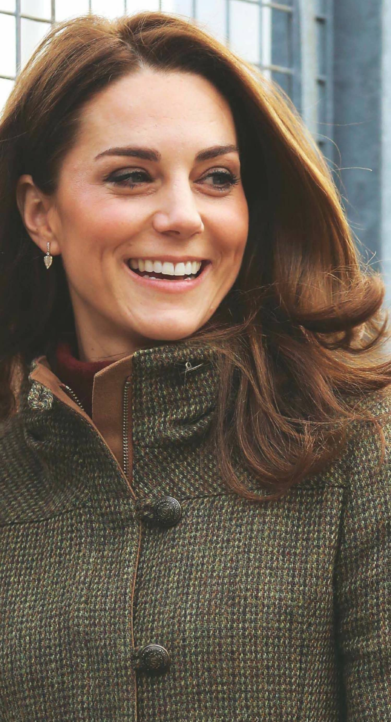 Keeping It Country Casual On Garden Visit the Duchess Of Cambridge Unveils A New Passion As Chelsea Dream Is Revealed