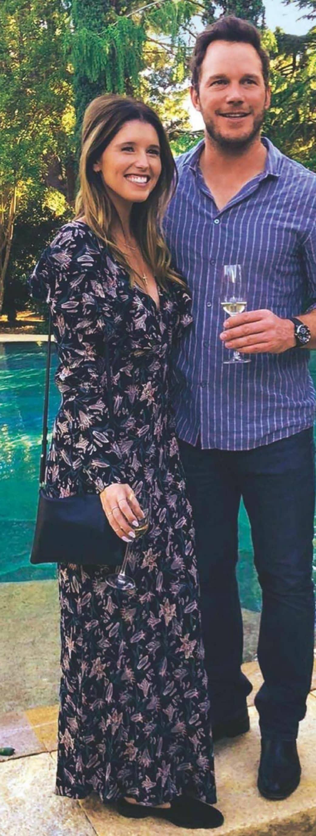 Hollywood Star Chris Pratt To Wed Arnie's Daughter Katherine Schwarzenegger