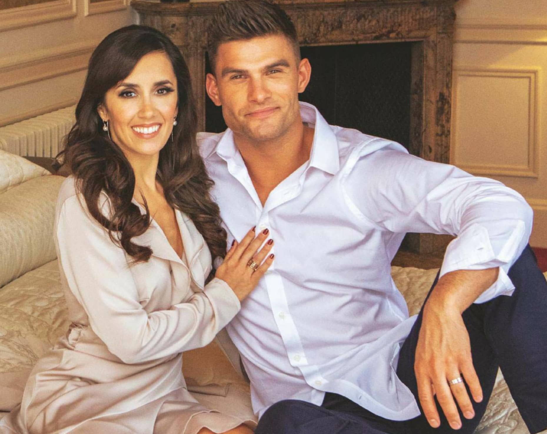 Married Couple And 'strictly Come Dancing' Stars Talk Love, Laughter And Little Ones As They Waltz Off For A Rare Romantic Getaway Aljaz Skorjanec And Janette Manrara