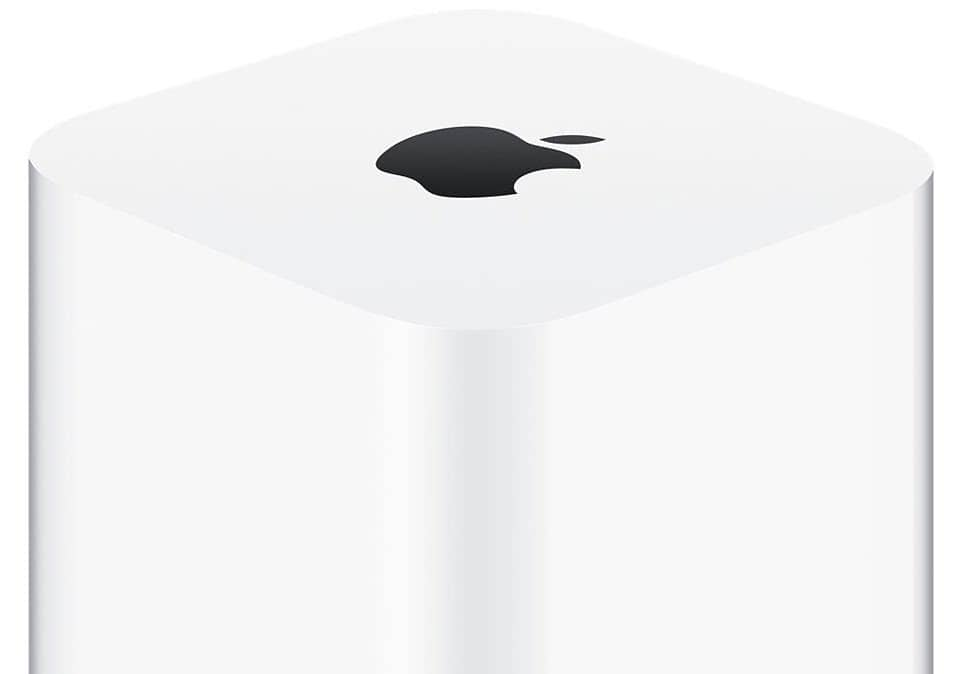 Replace an Apple AirPort network