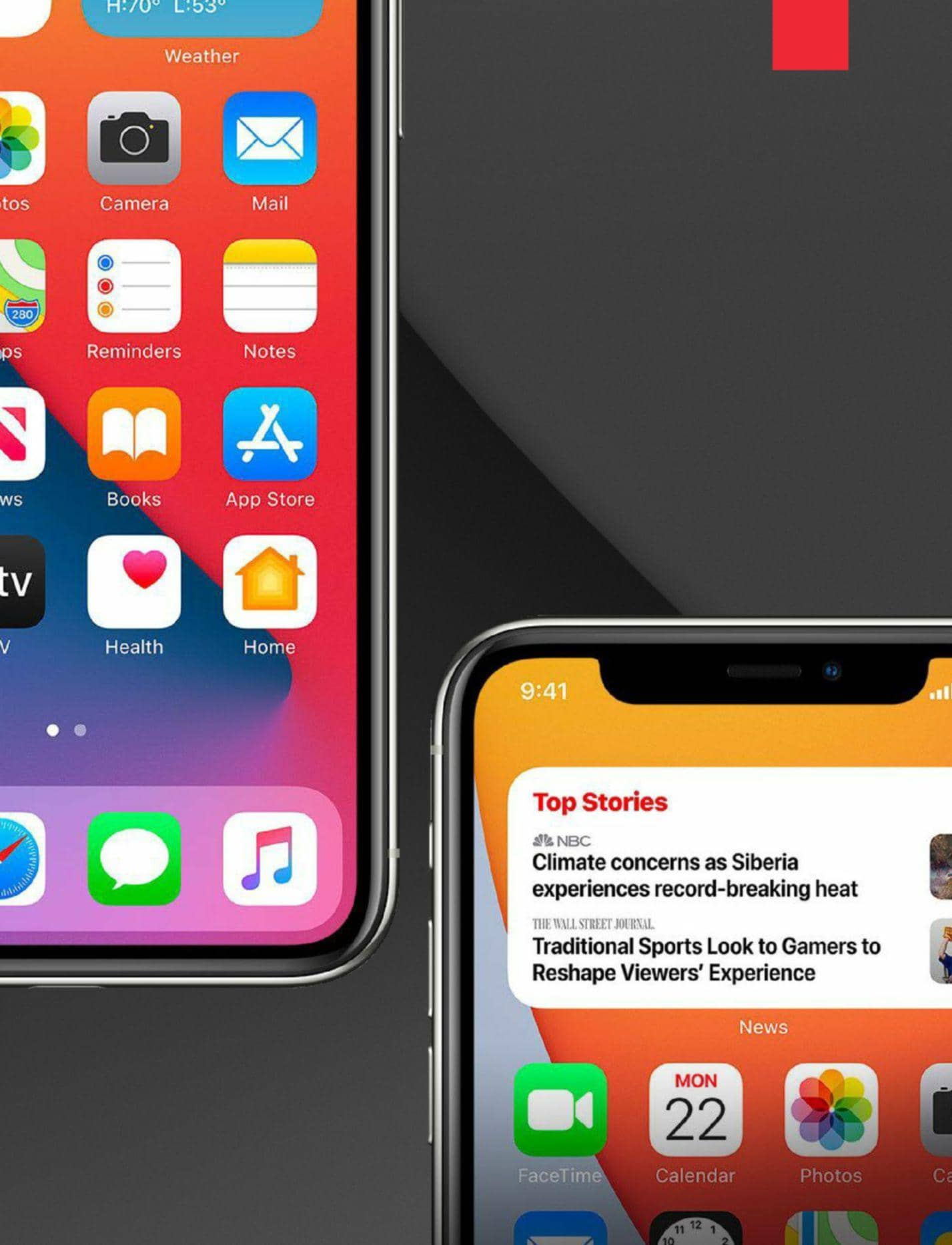 FIVE THINGS  WE LOVE—AND HATE—ABOUT THE FIVE BIGGEST iOS 14 FEATURES