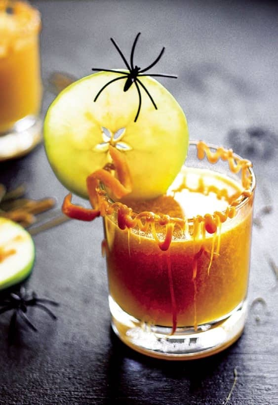 A Spooky Twist on a Classic Cocktail