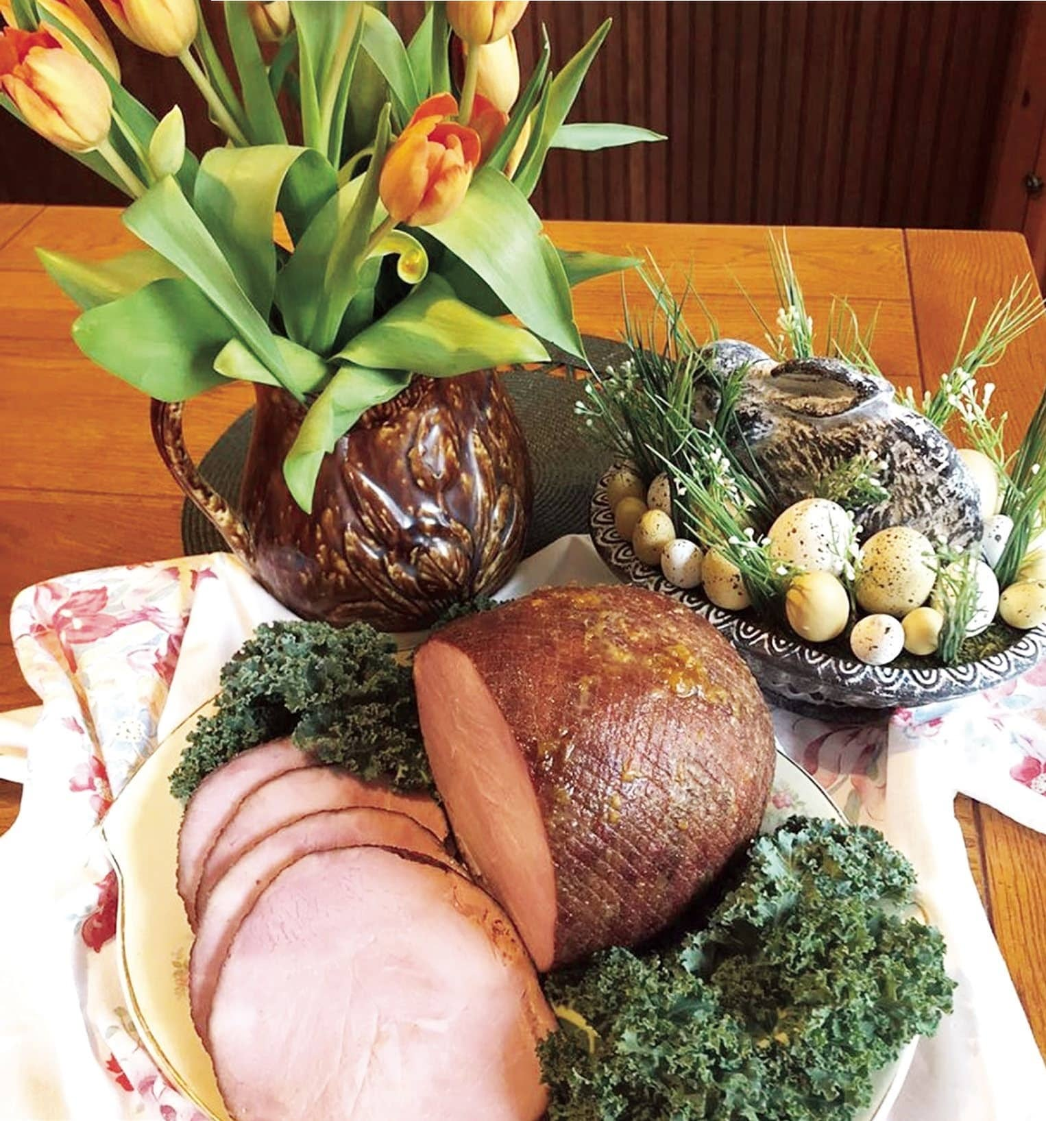 Old Waverly Farm Hams are Delicious Year-Round