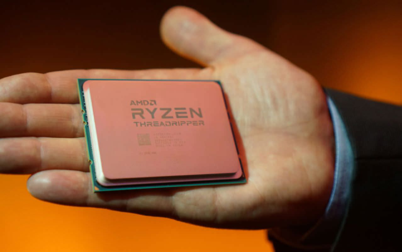 AMD Threadripper Prices Undercut Intel's Core i9 By As Much As $1,000