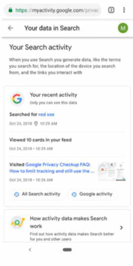 how to delete quick search history chrome