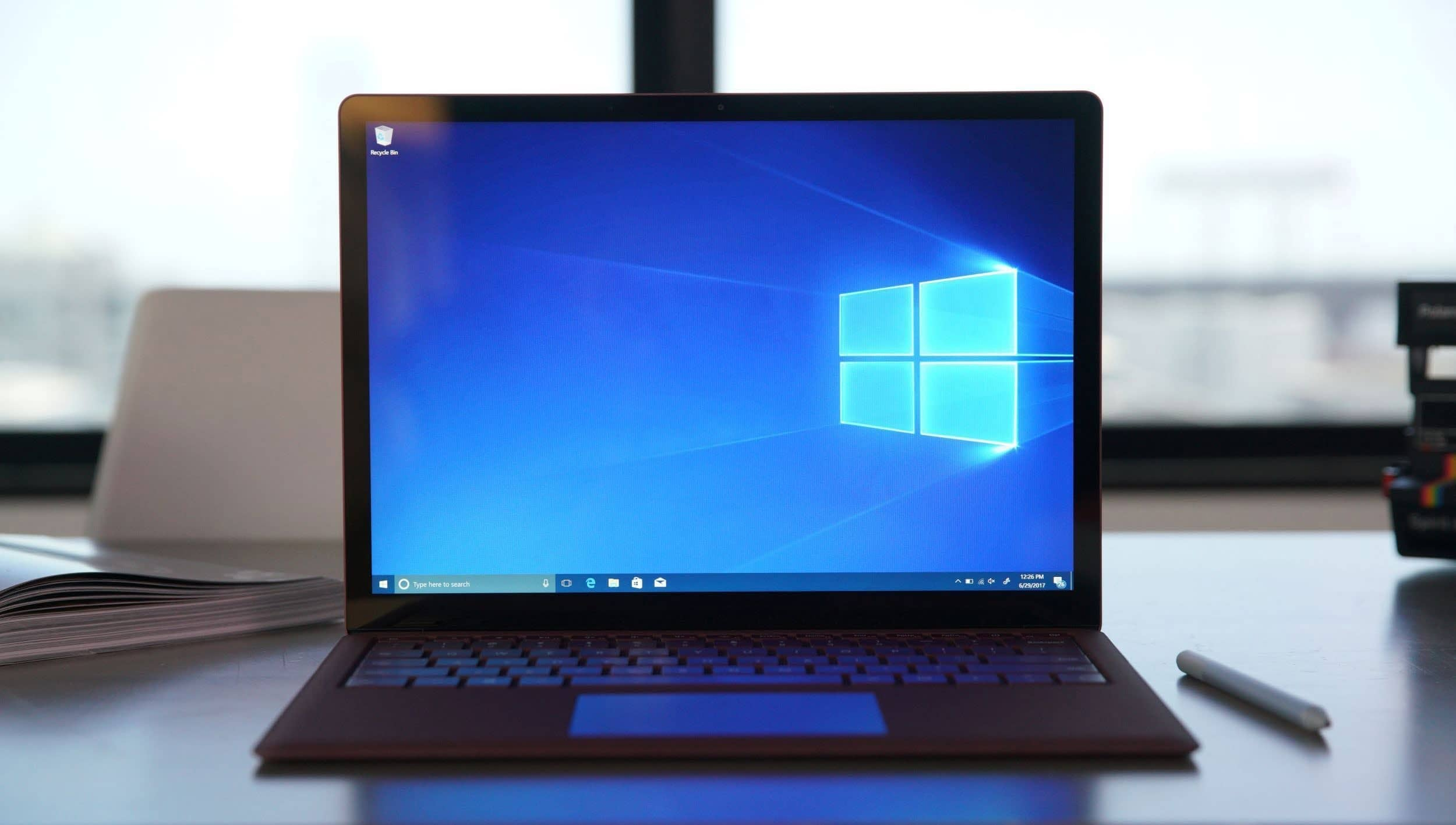 Windows 10 May 2019 Update: Sandbox And A Better Windows Update Improve Your PC