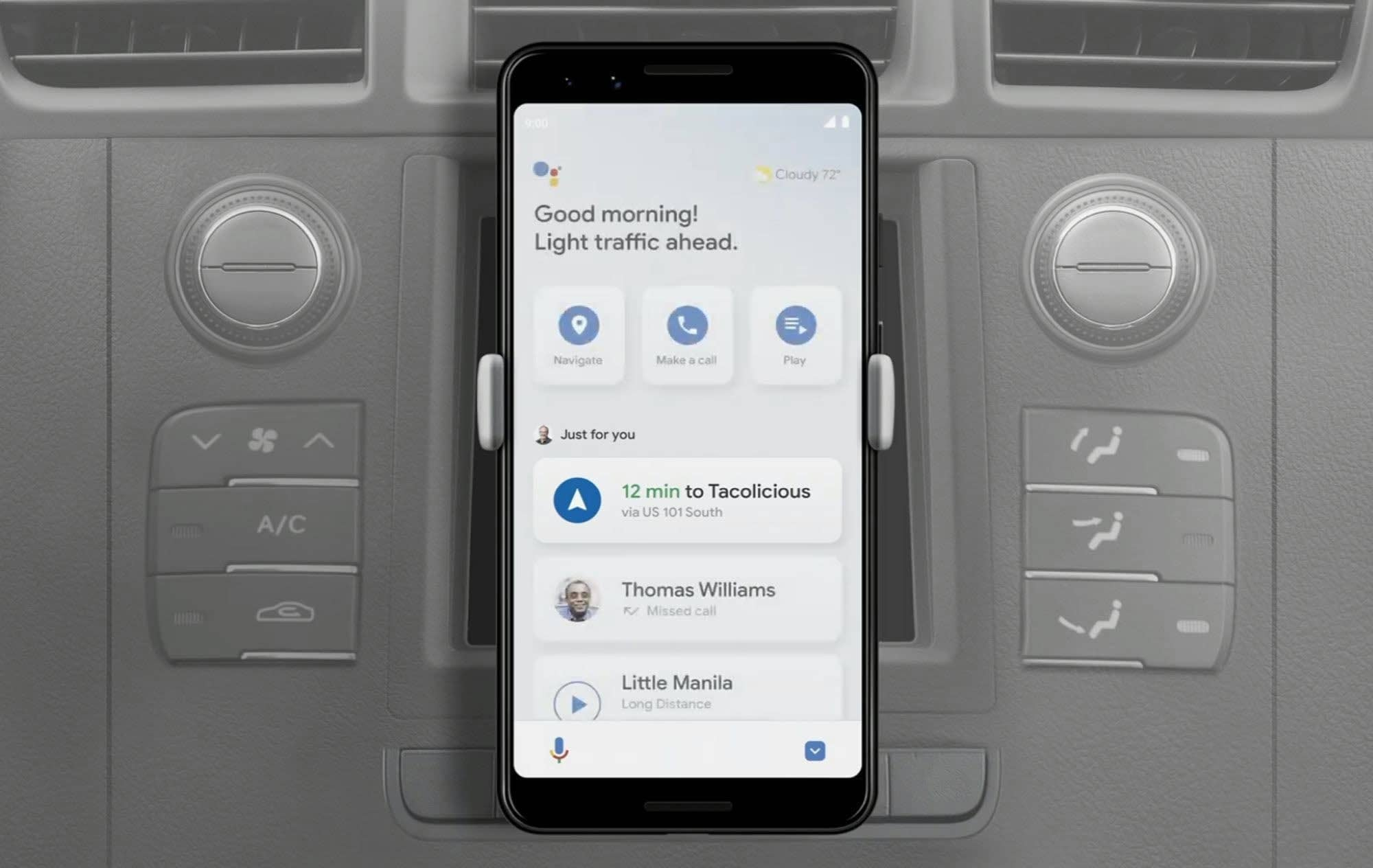 Google's Next-Gen Assistant Blows Past Siri With 10x Speeds And Deeper Awareness Of Your Life