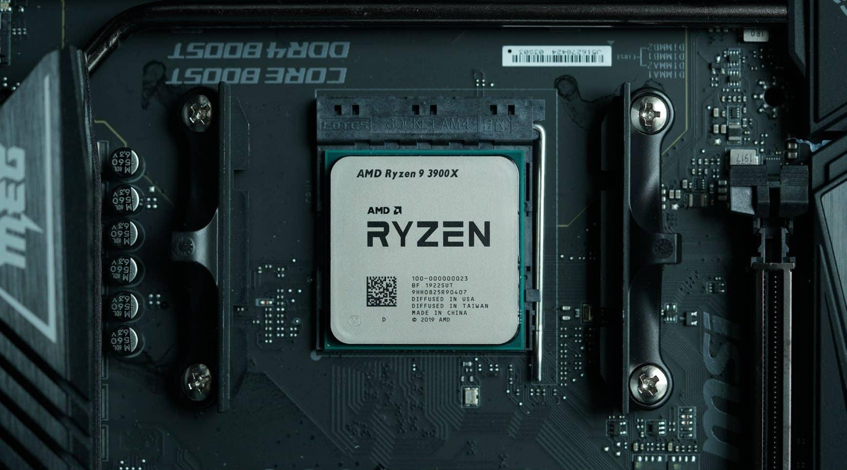 Ryzen 3000: AMD's 12-Core Ryzen 9 3900X Conquers Its Past