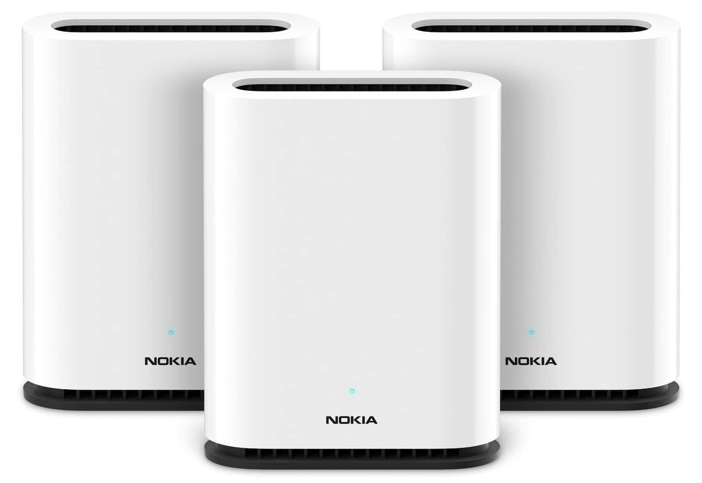 Nokia's New Beacon 1 Mesh Wi-Fi Router Learns Which Wireless Channels Are The Least Congested