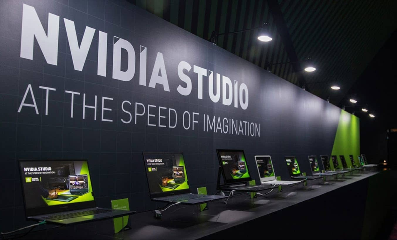 Nvidia Woos Creators With 10 RTX Studio Laptops, 30-bit Color Support For GeForce GPUs