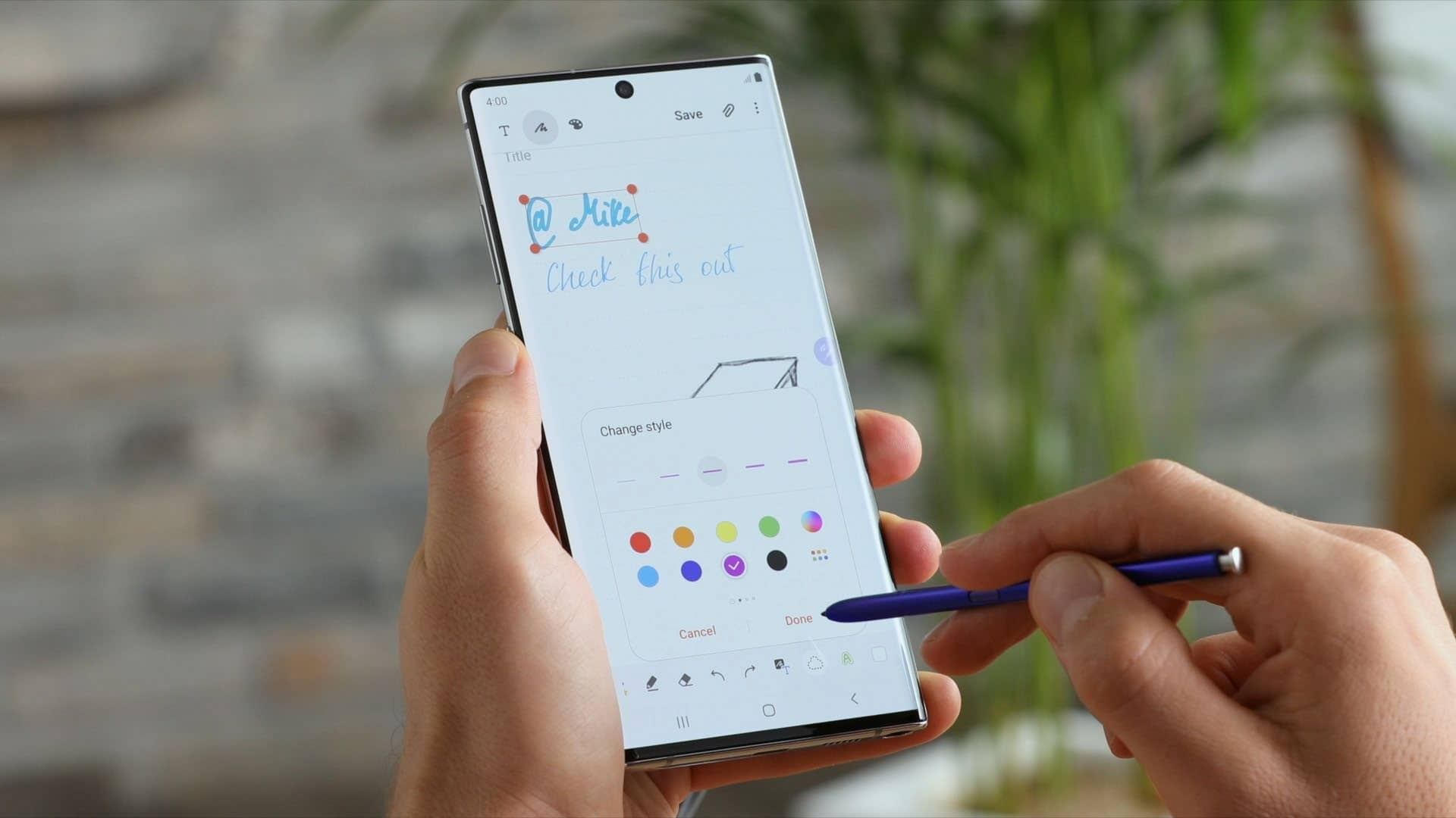 Samsung Galaxy Note 10+ Hands-On: A New Model Changes The Game, For Better Or Worse