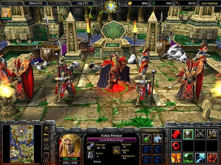 How Warcraft Iii Became A Great Lord Of The Rings Game