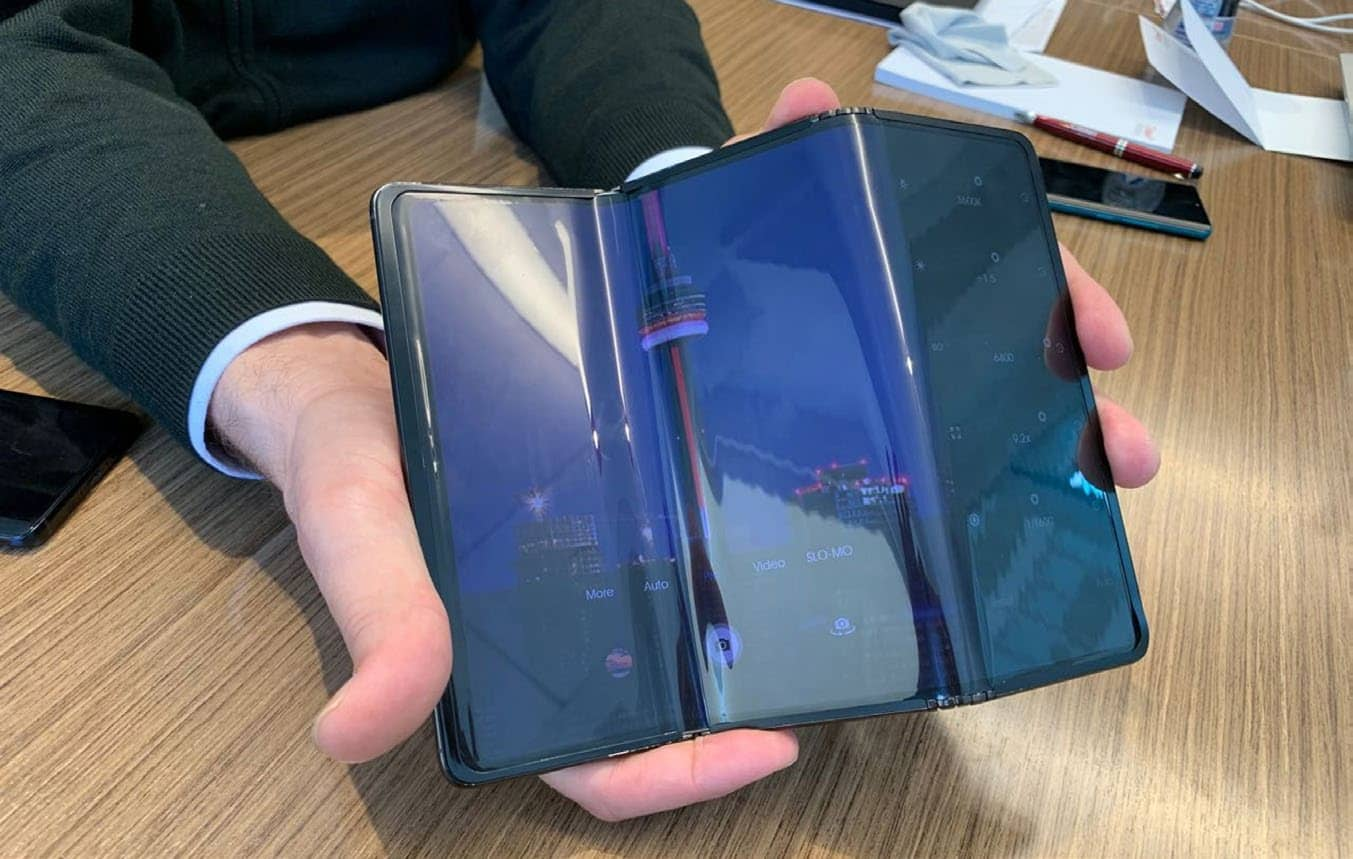 TCL bursts onto the Android scene with folding and rollable screens you'll flip over