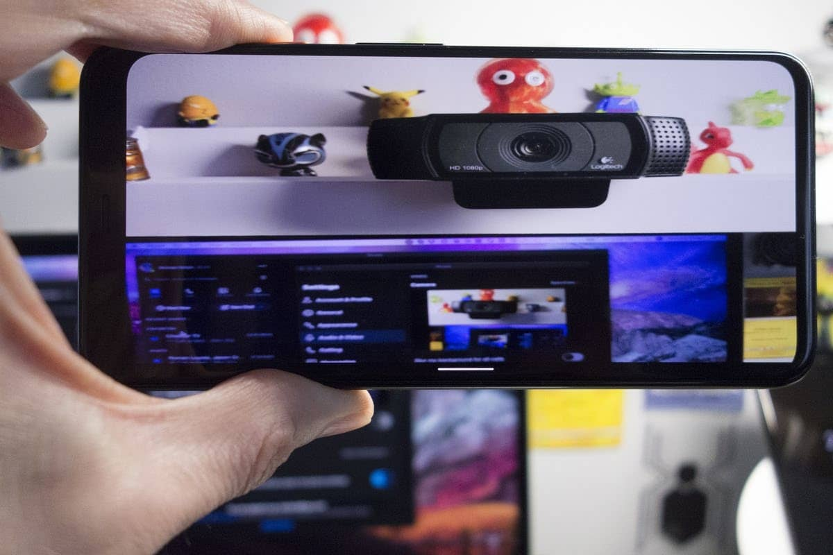 How to use your Android phone as a webcam for video conferencing and virtual meetings