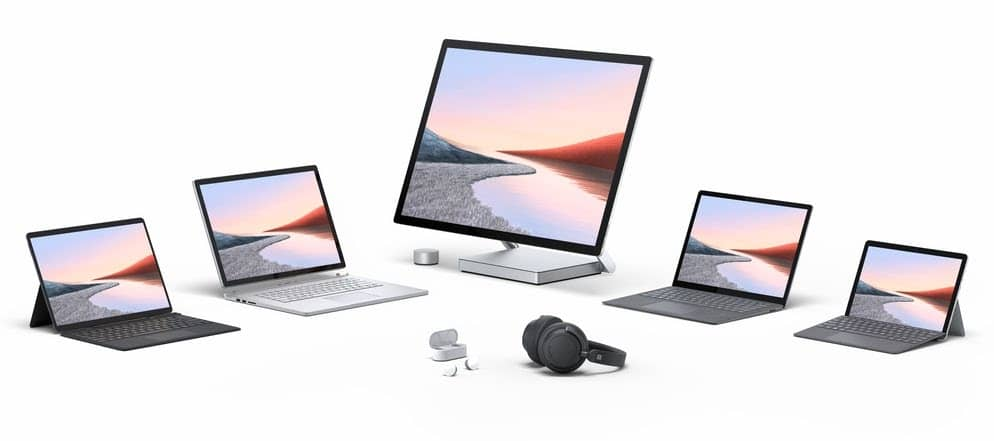 Microsoft launches Surface Book 3 and Surface Go 2, a new Surface Dock and Surface Headphones 2