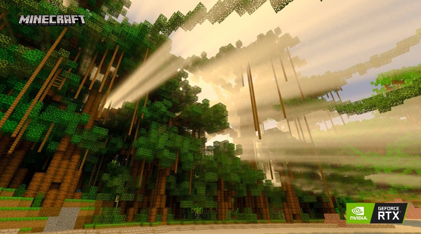 Tested: Minecraft showcases the beauty of ray tracing— and Nvidia's DLSS 2.0