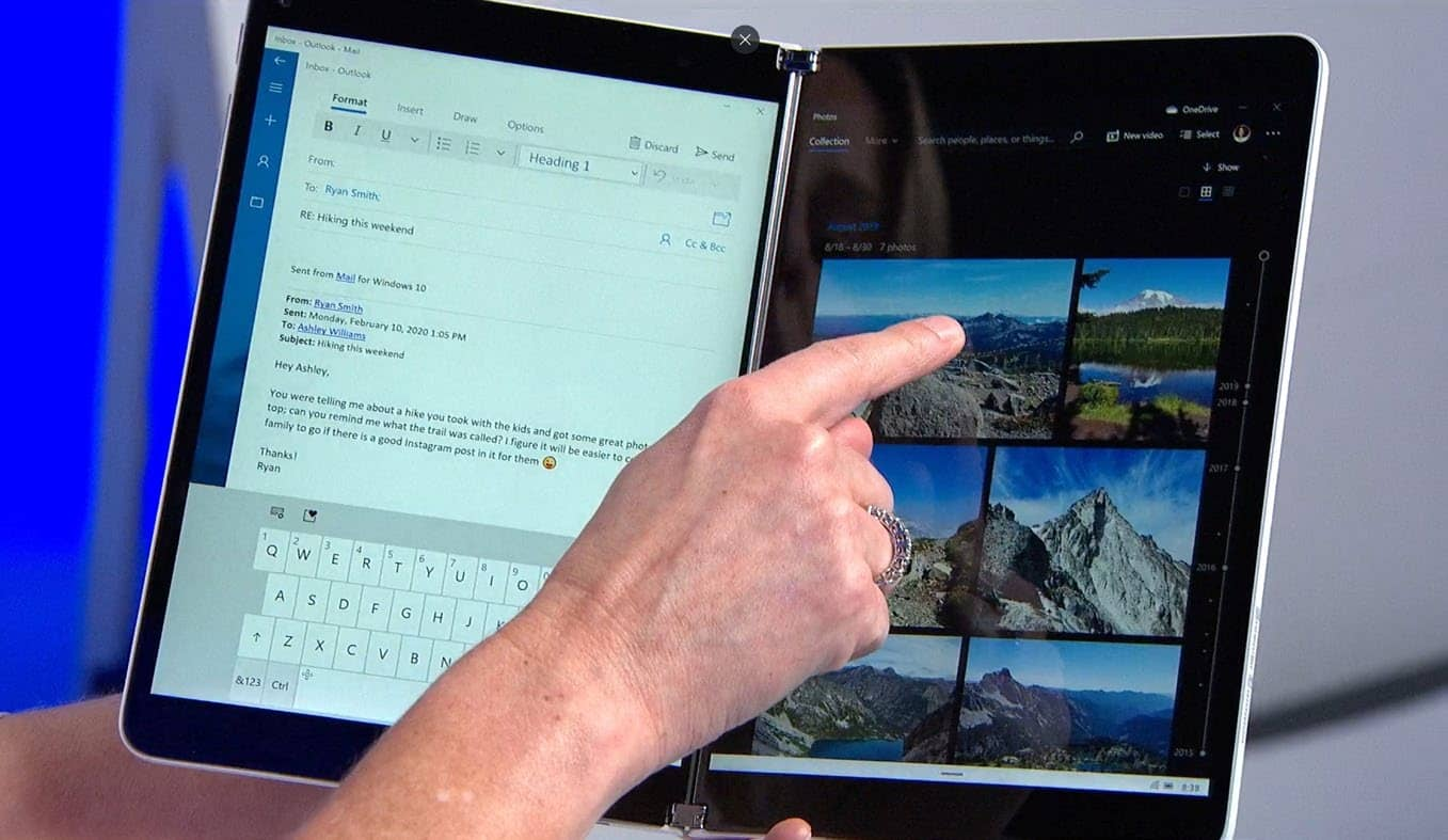 Microsoft officially delays Surface Neo, dual-screen Windows PCs