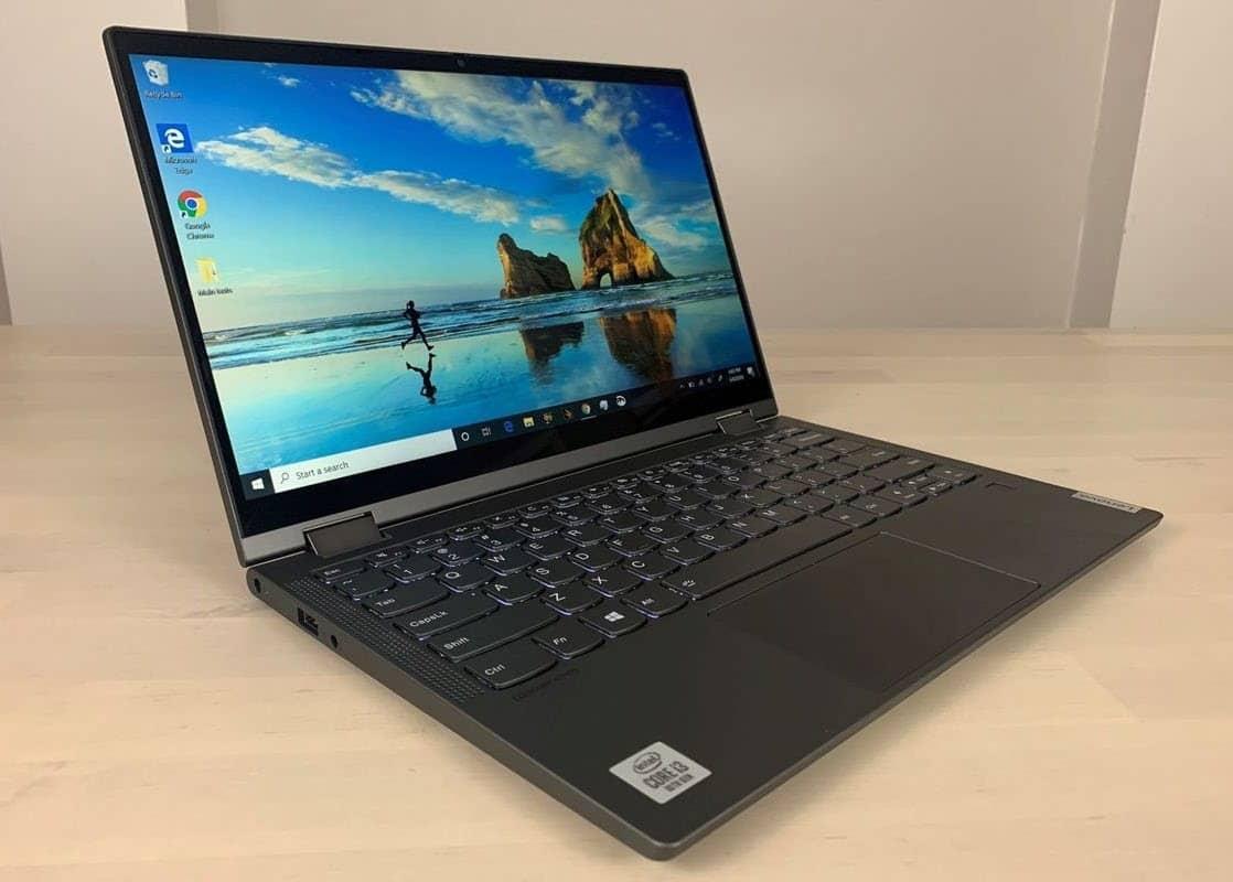 Lenovo Yoga C640: The battery life blows us away